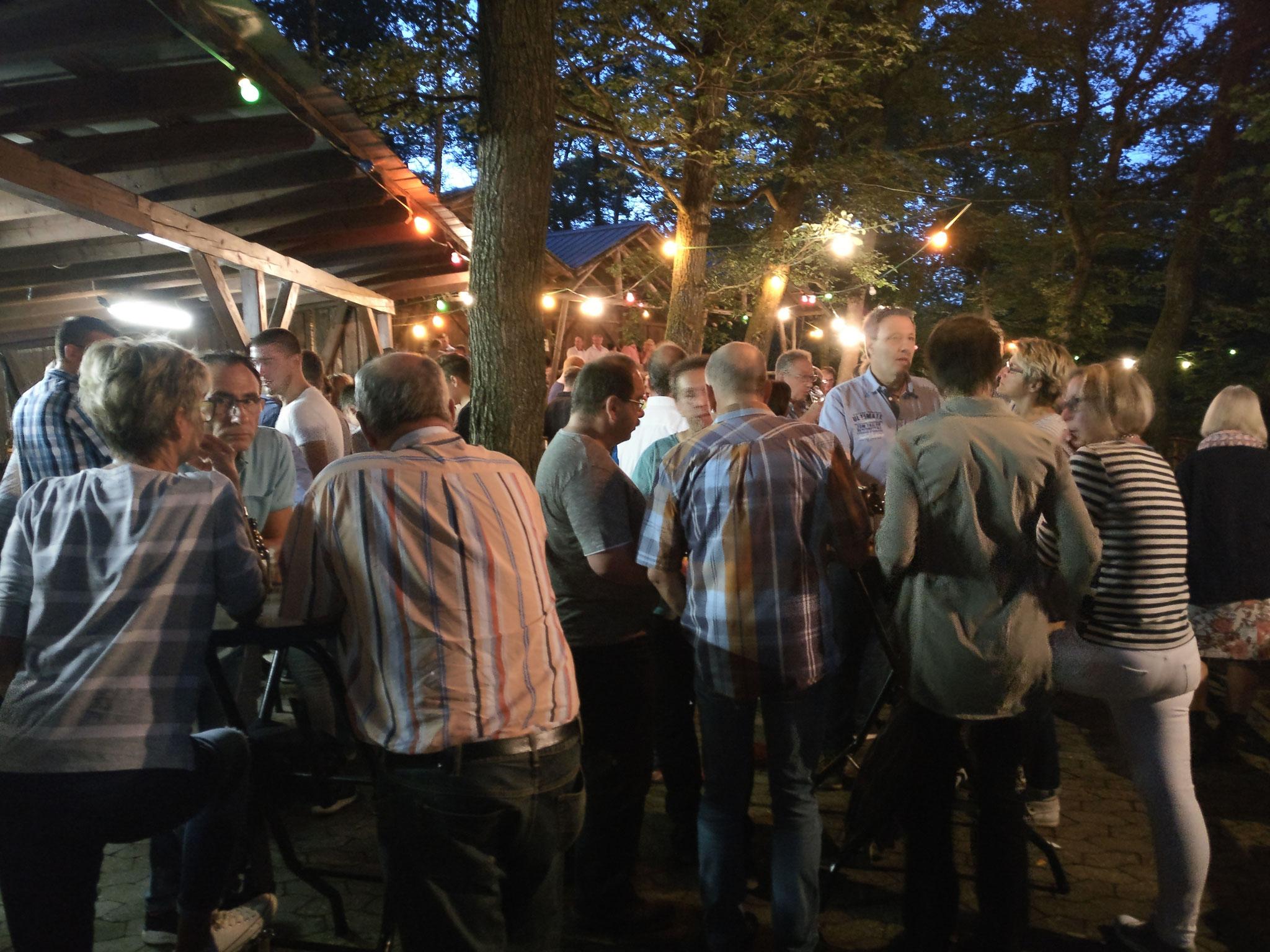 Waldfest in Liesenich 2017