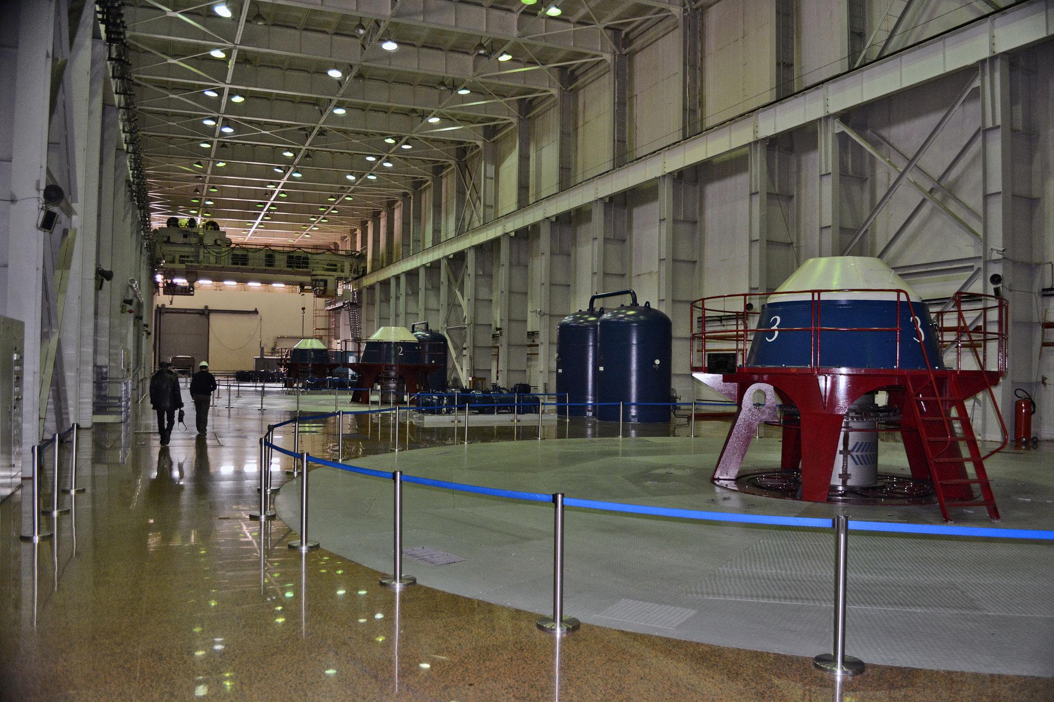 Tag der offenen Tür im Kraftwerk