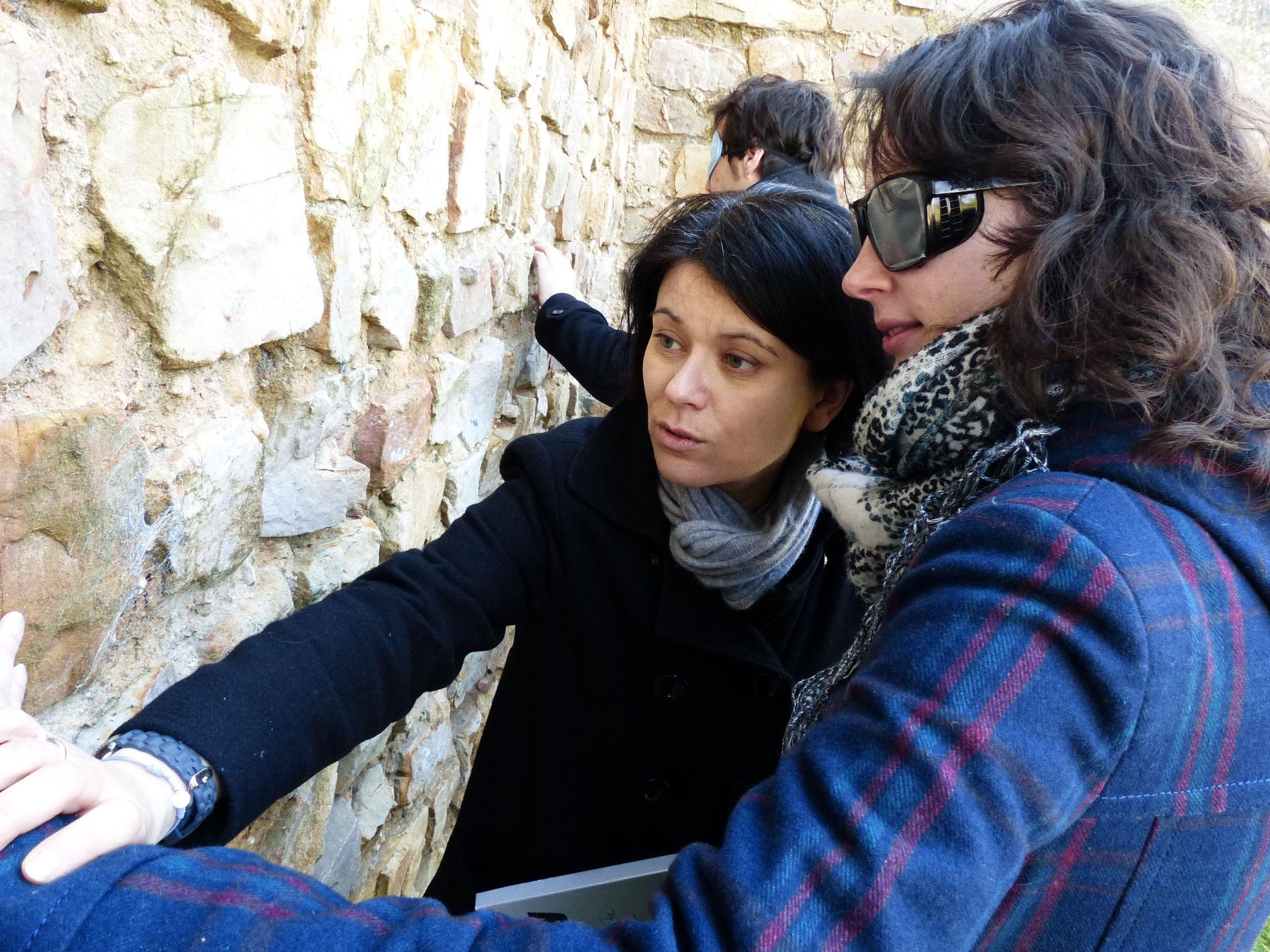 """©Marina Guittois - Formation """"Adapter sa visite guidée aux personnes en situation de handicap"""""""