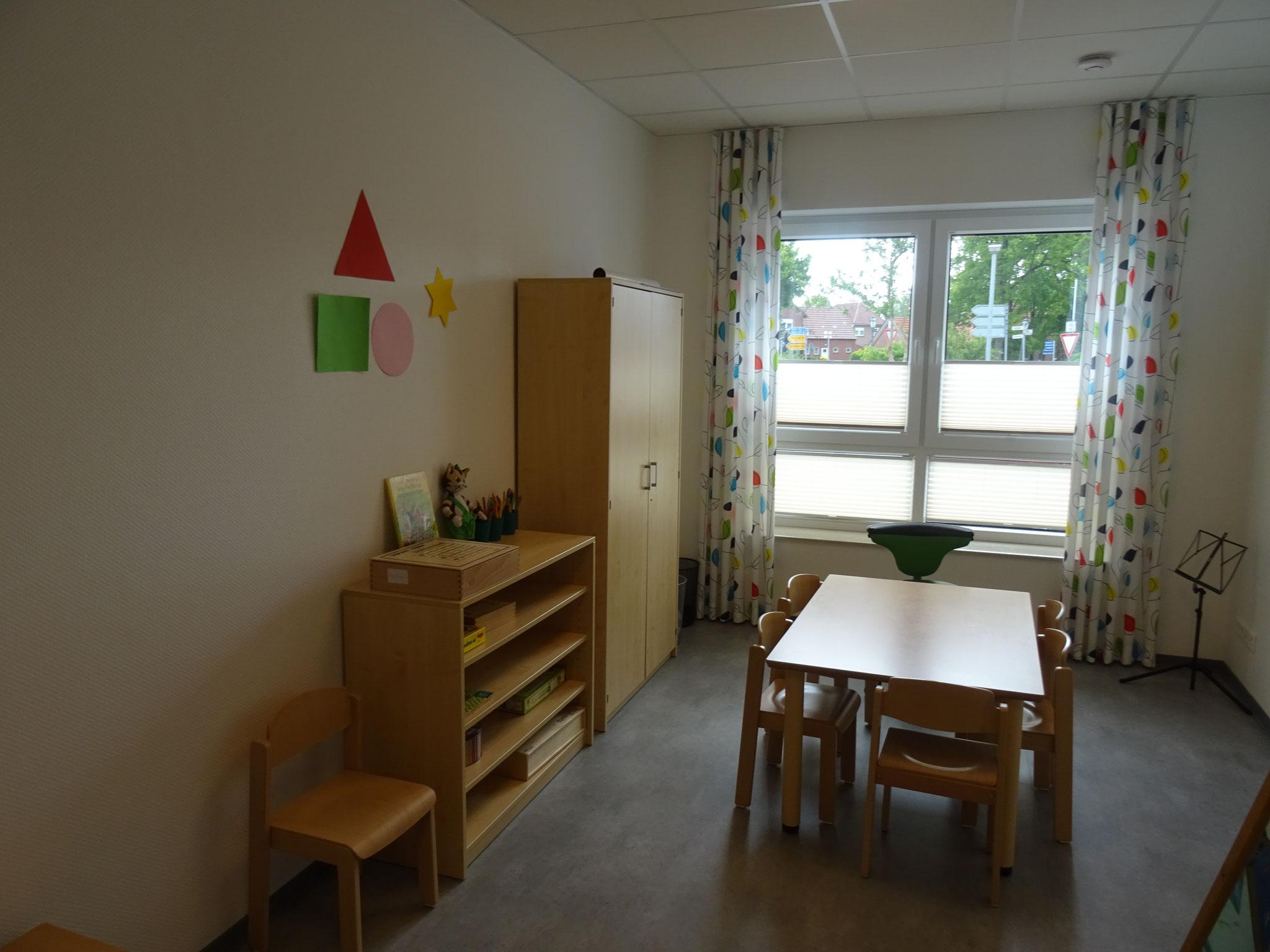 Findusraum / Therapeuten / Sprachförderung