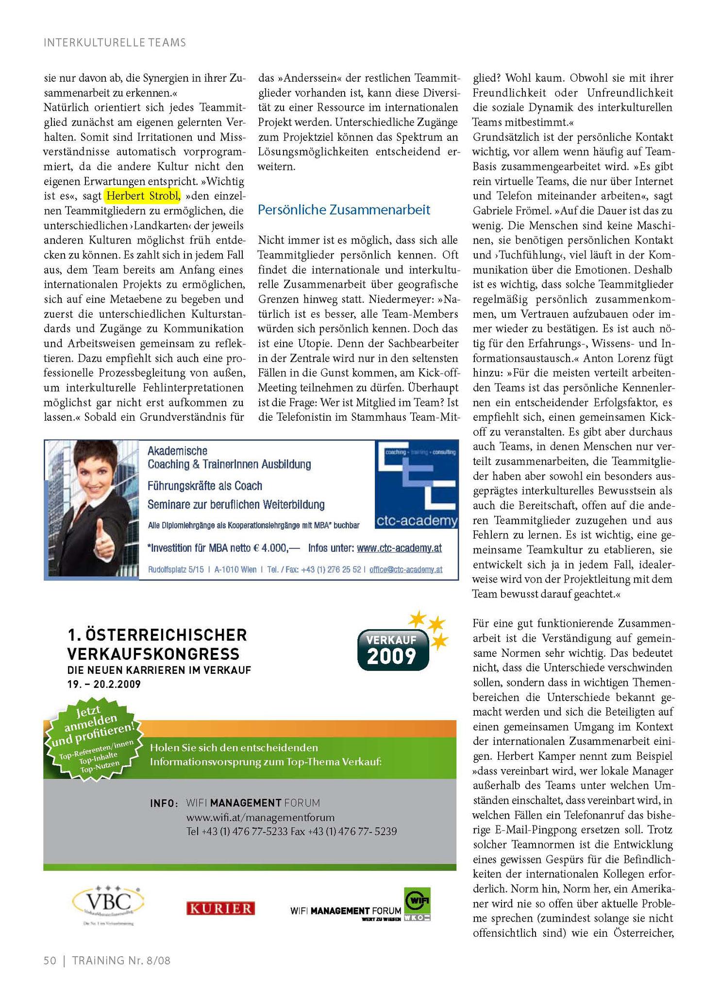 Interkulturelle Teamarbeit_TRAiNiNG Dez. 2008_Seite_3