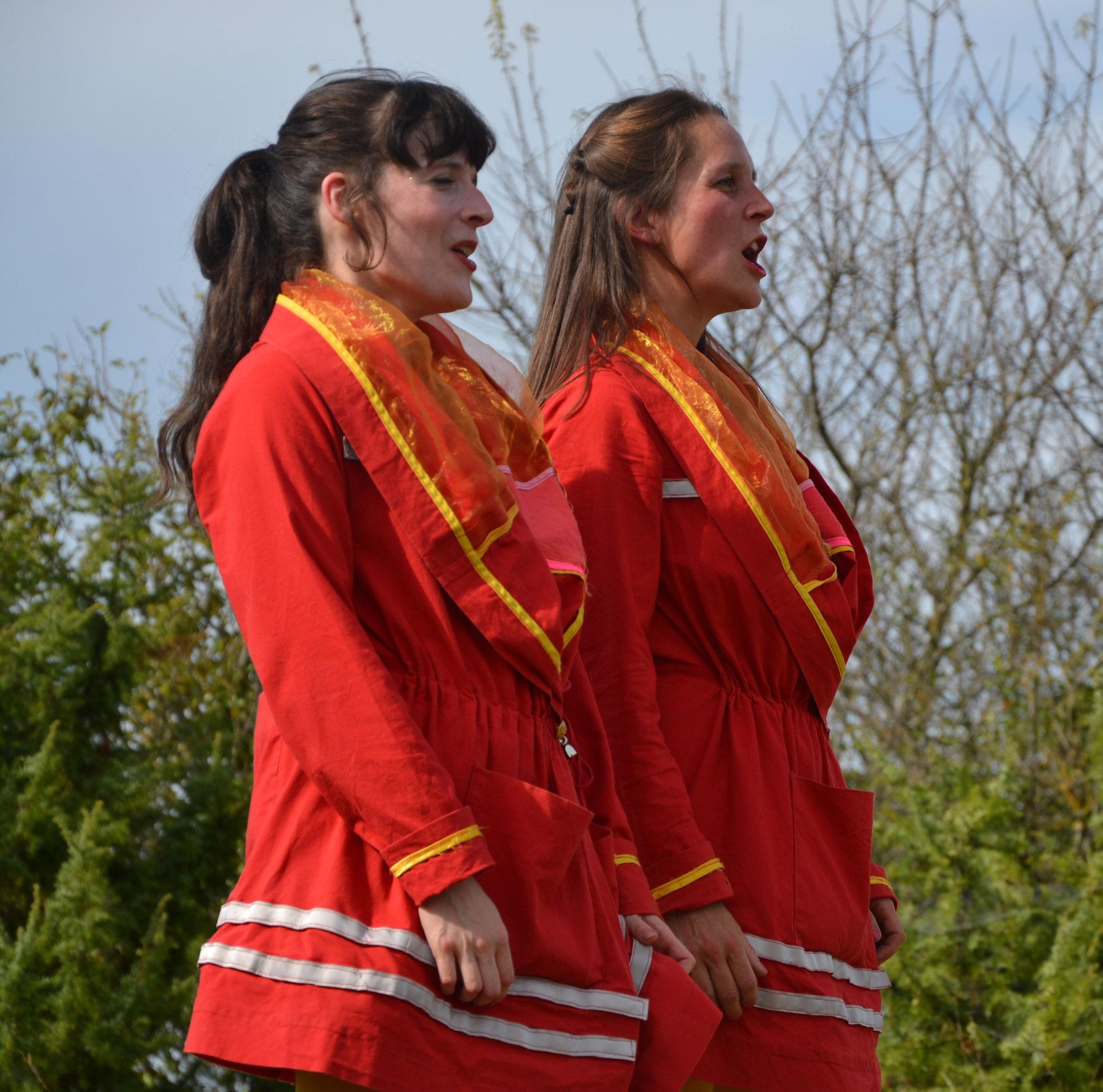 Promenées 2014 - Les Pompières Poétesses