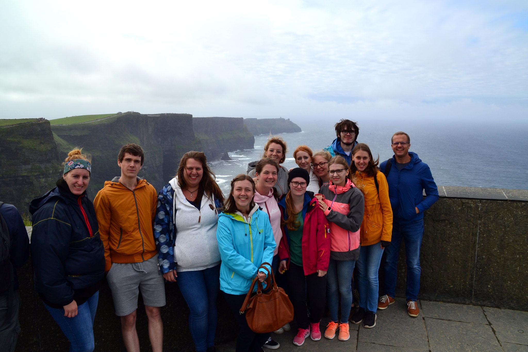 Irlandfahrt der Freien Christen Lichtenau