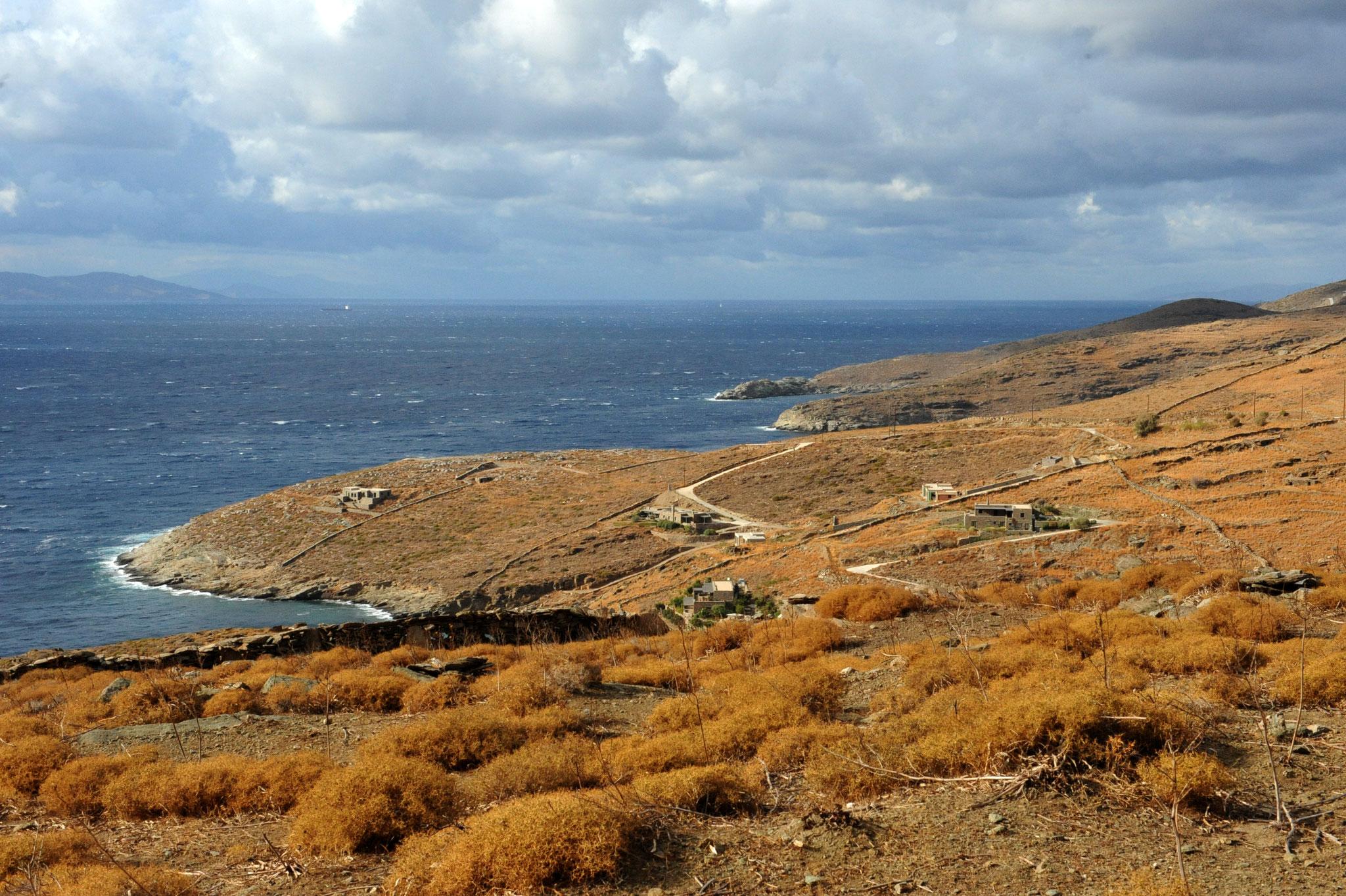 Vor der griechischen Insel Kea sank die Britannic (© Peter Jaeggi)