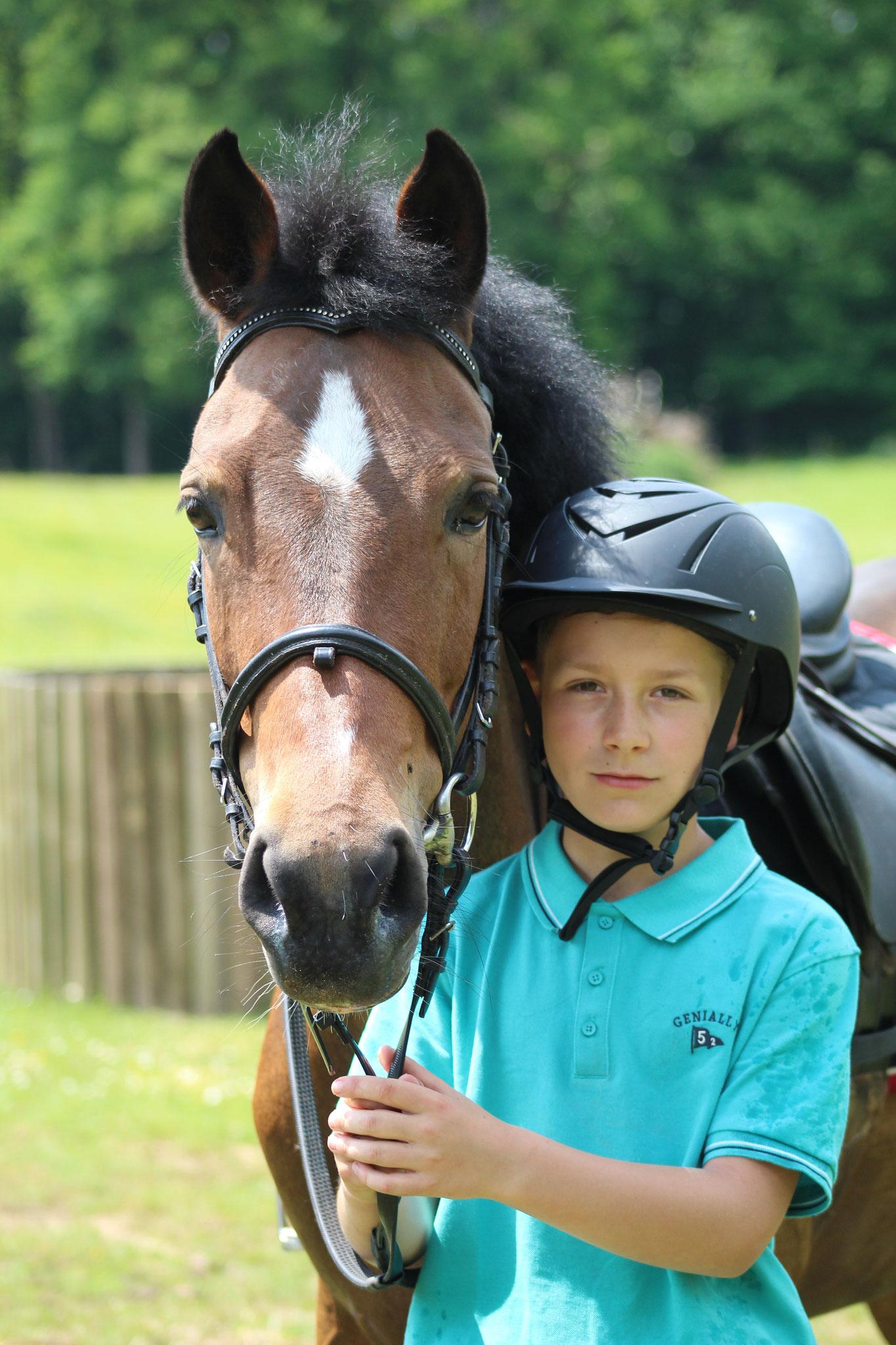 Découvrez les joies de l'équitation en région Centre-Val de Loire