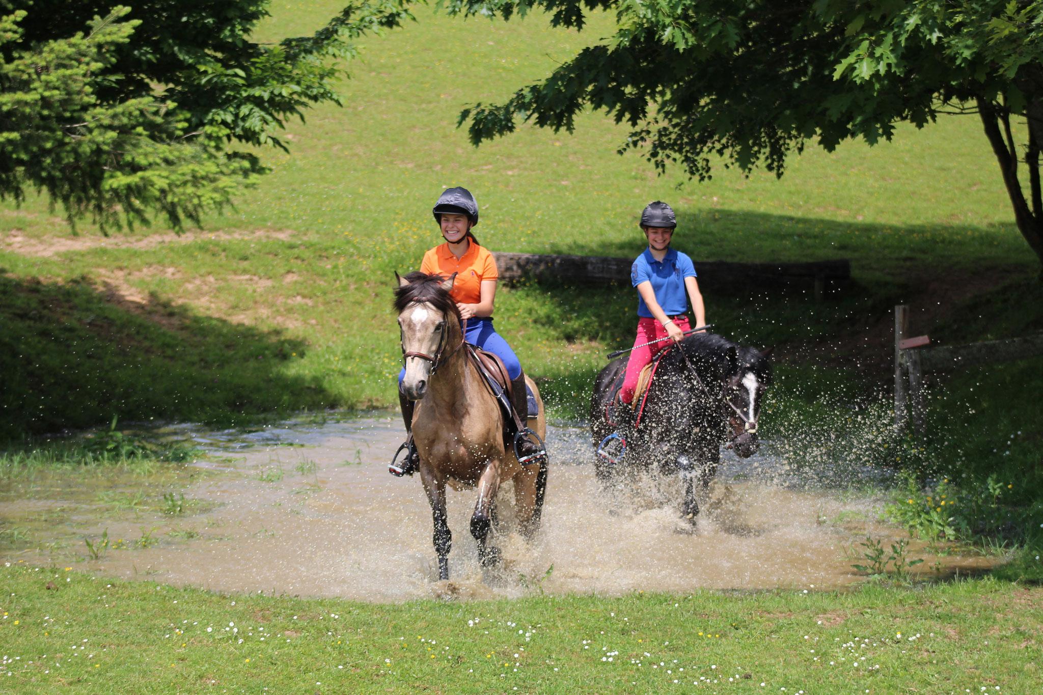 Activité de plein air et de nature, l'équitation à tout bon !