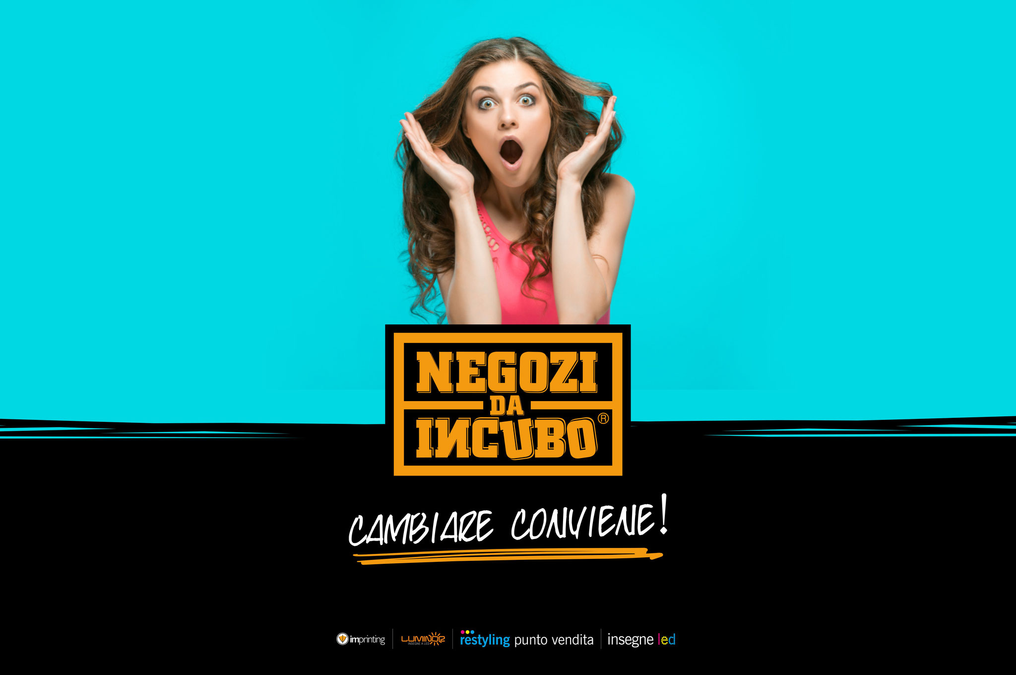 NEGOZI DA INCUBO - Restyling Punto Vendita