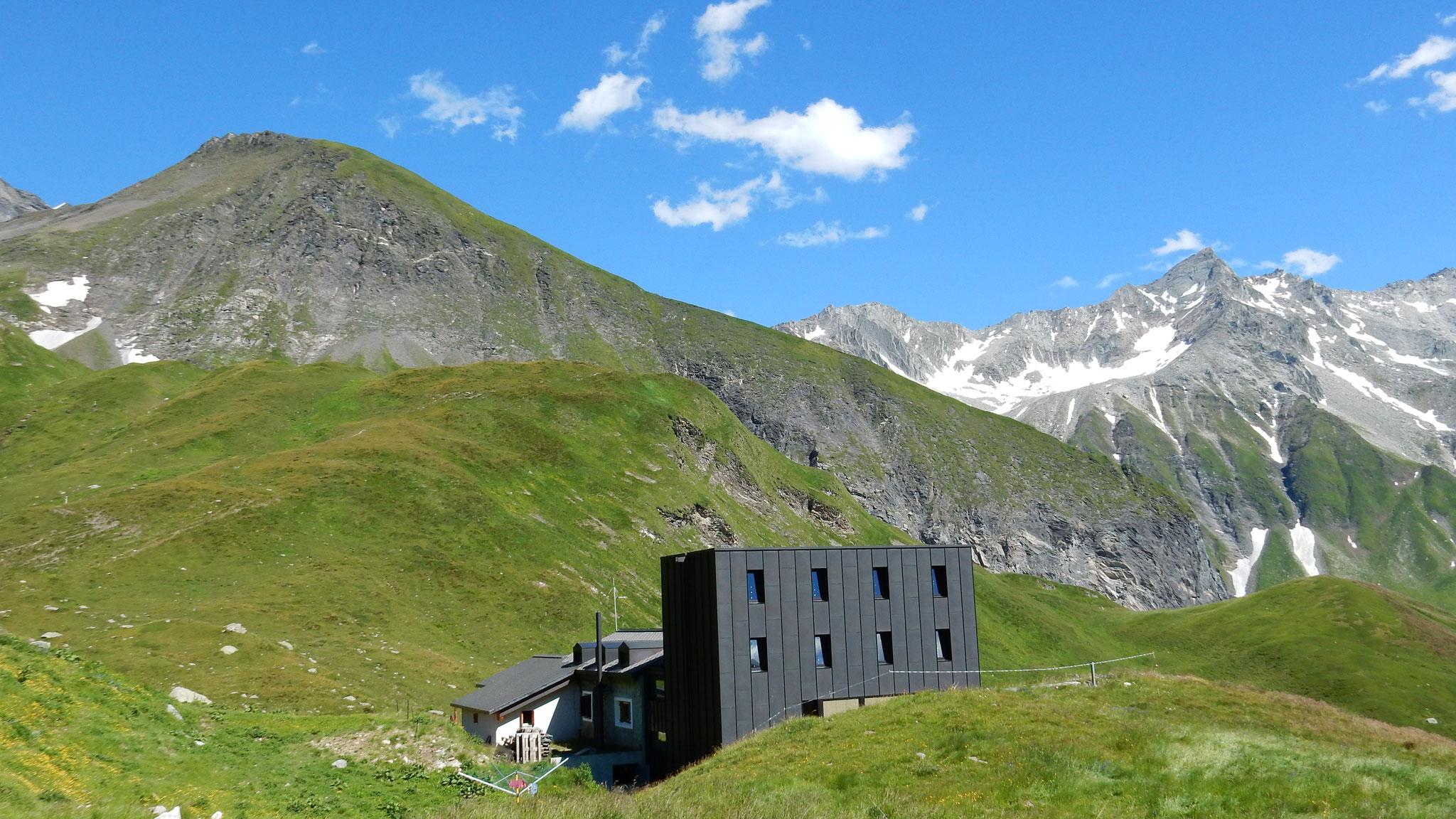 Motterascio Hütte
