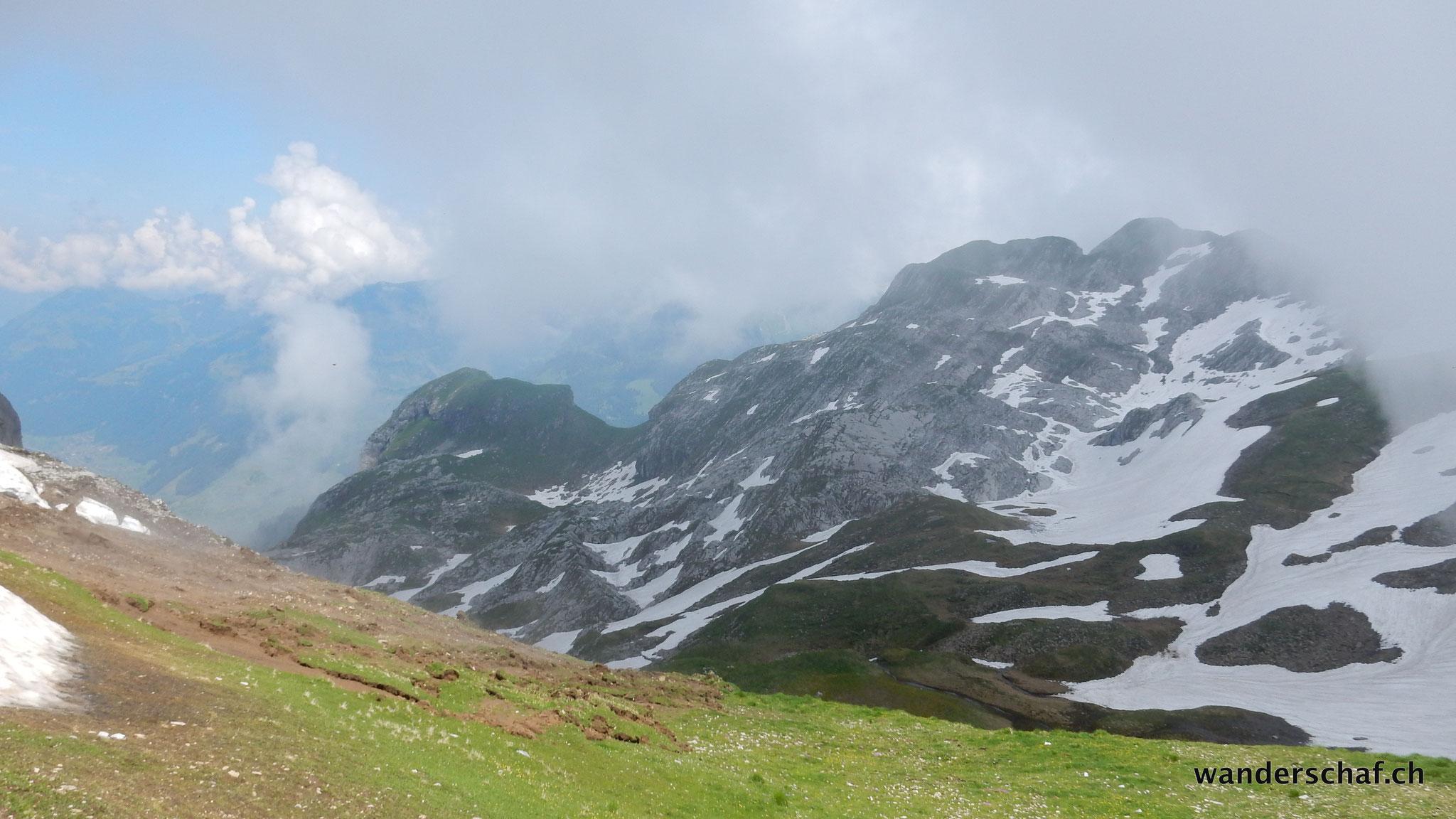 Abstieg Richtung Bocki