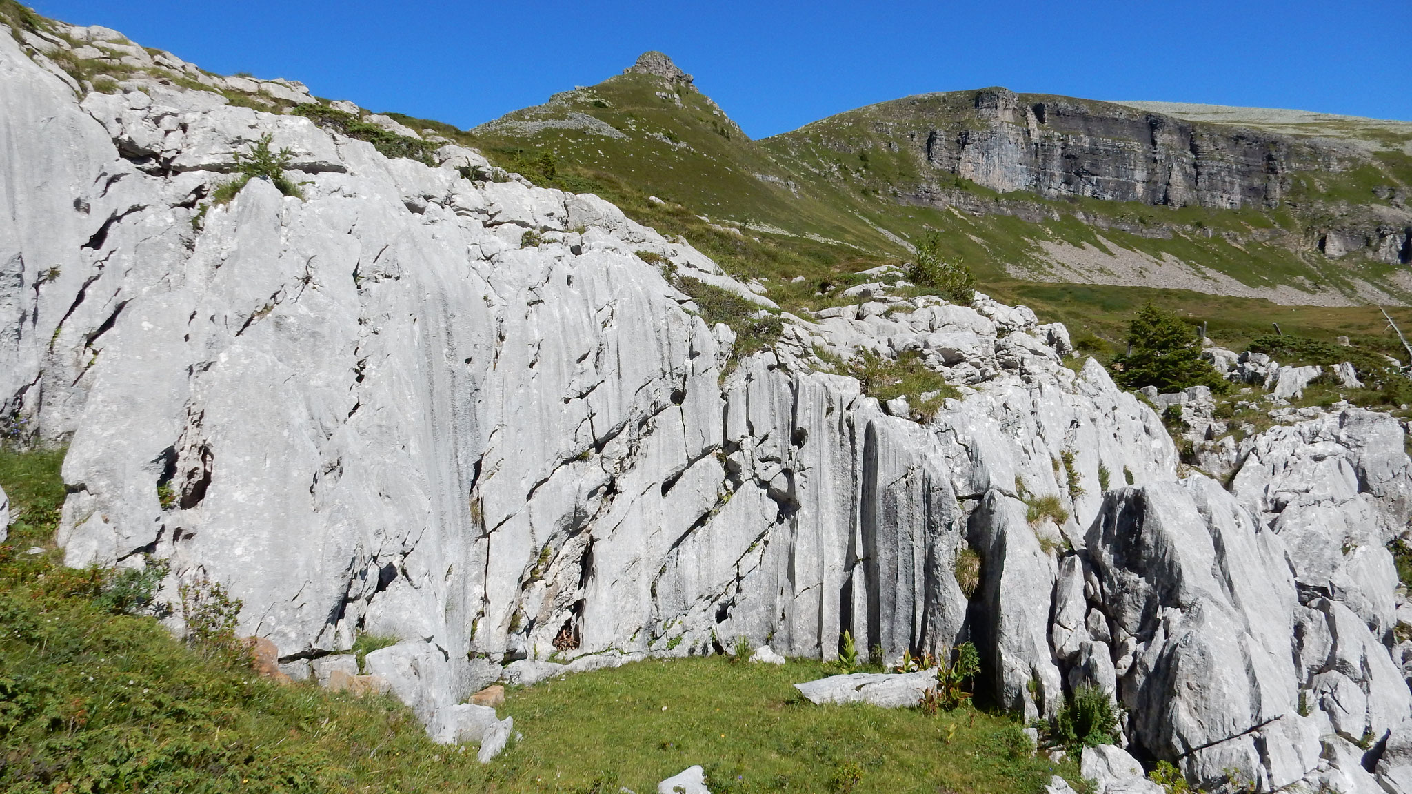 Abstieg via Innerbärgli