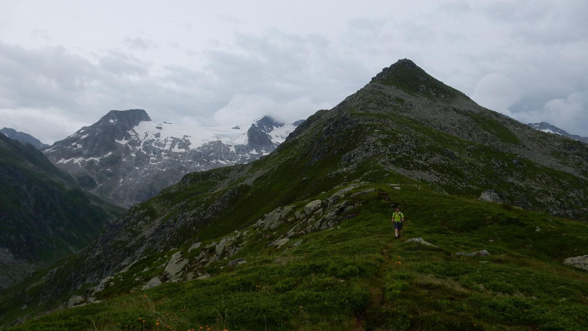 Abstieg Richtung Curaglia