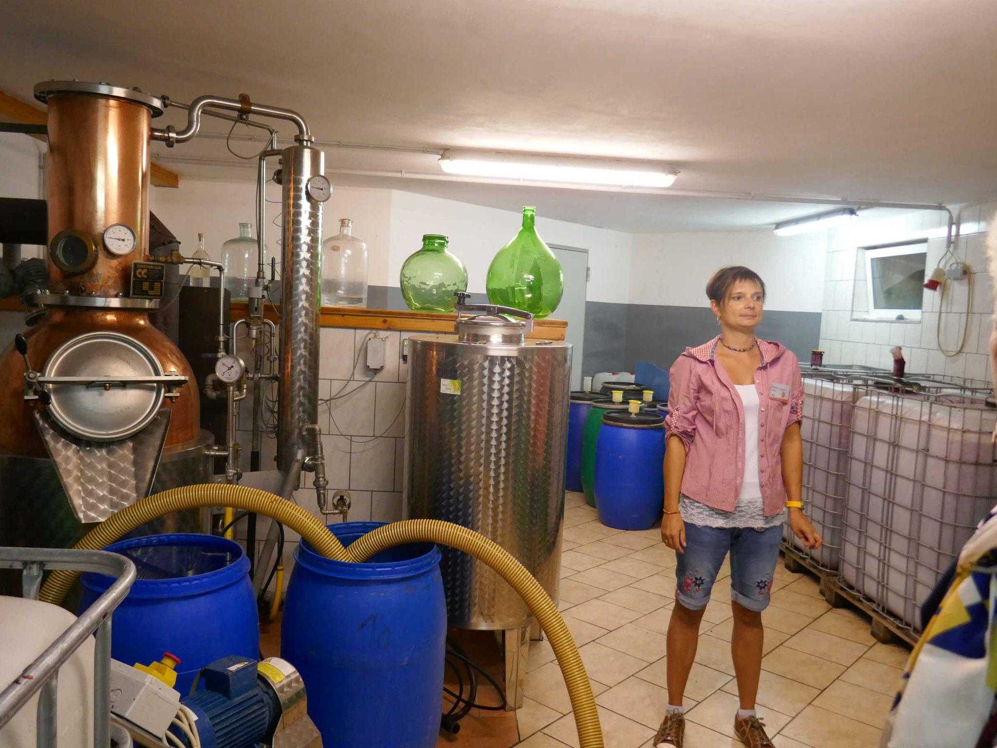Fuxsteiner Destillerie
