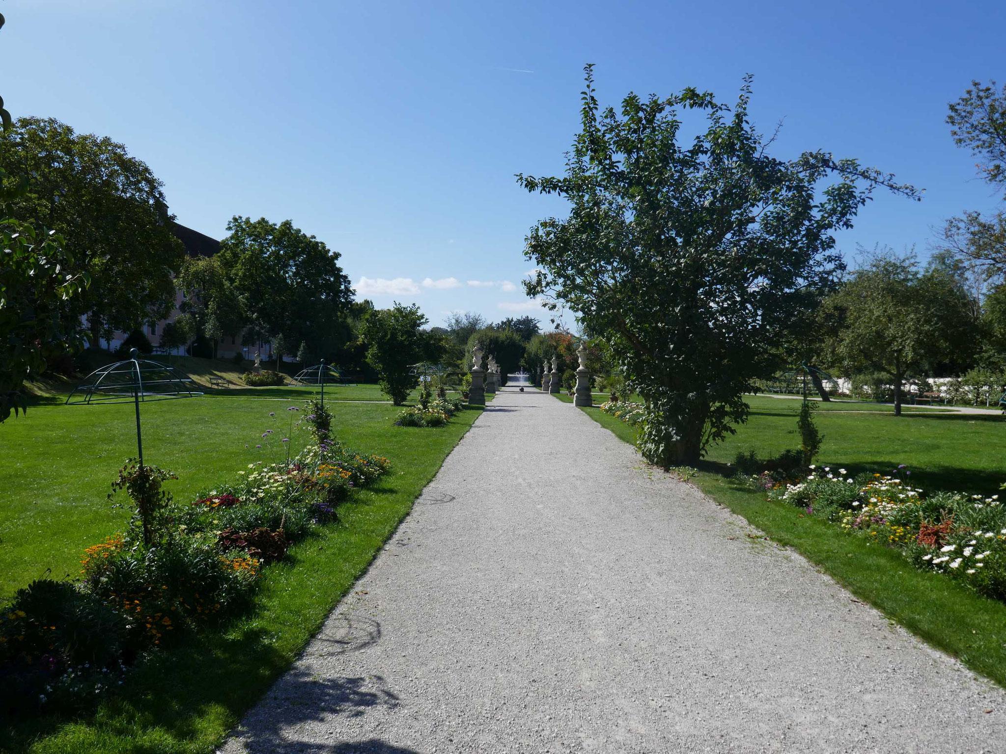 Hofgarten Seitenstetten