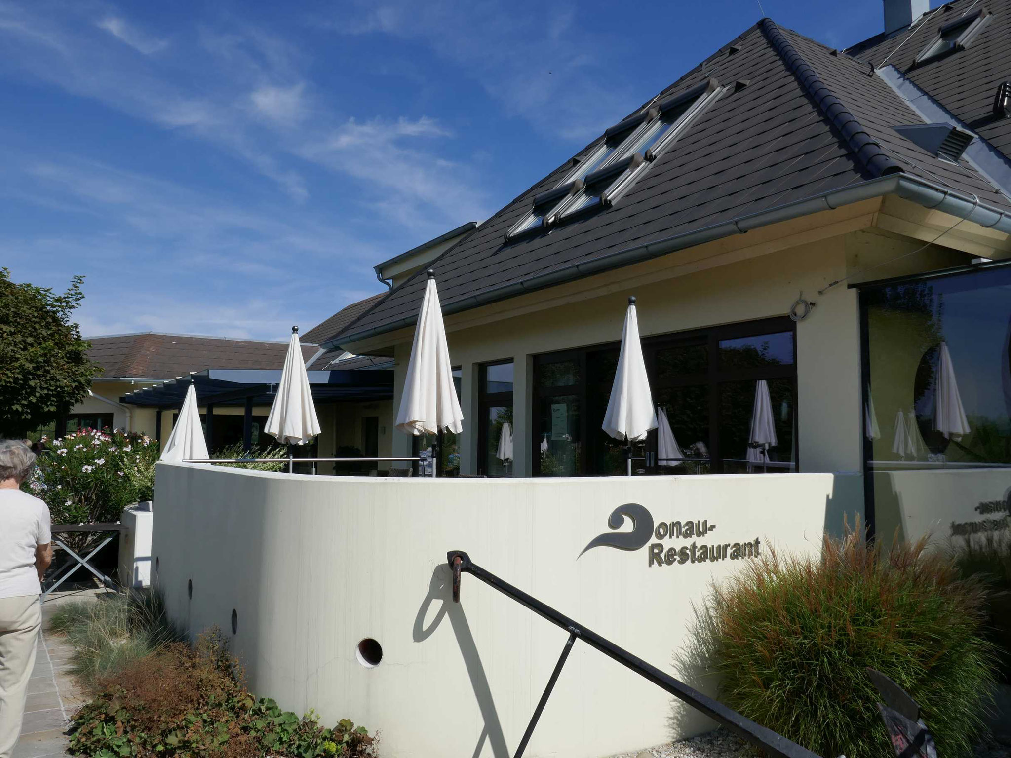 Donaurestaurant in Traismauer