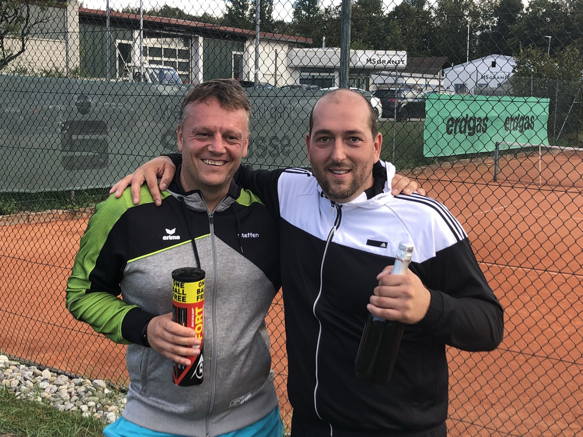 H40NR - Sieger Stefen Rüther und Markus Fehrenbacher