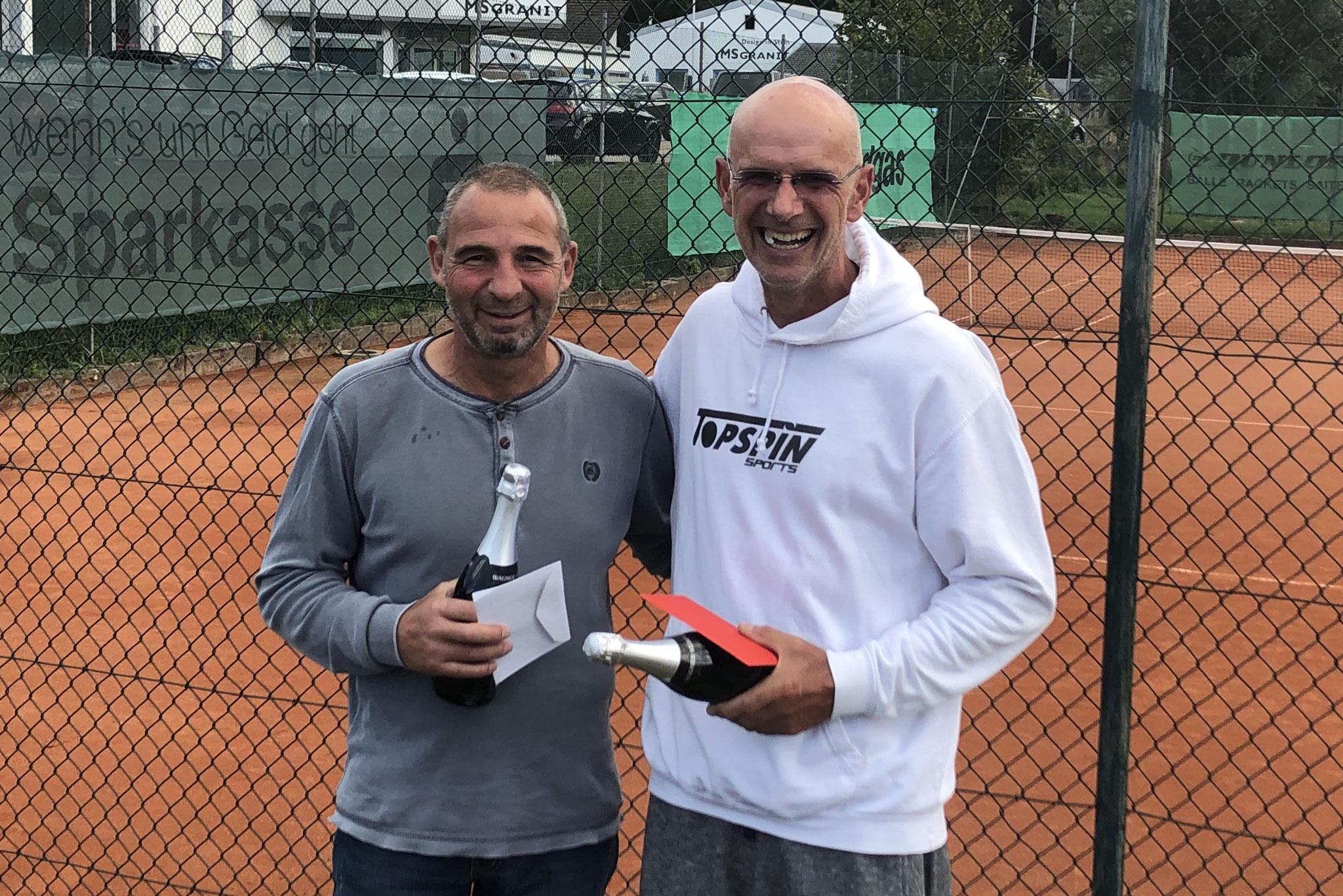 H50 - Michael Nepple und Sieger Michael Missler