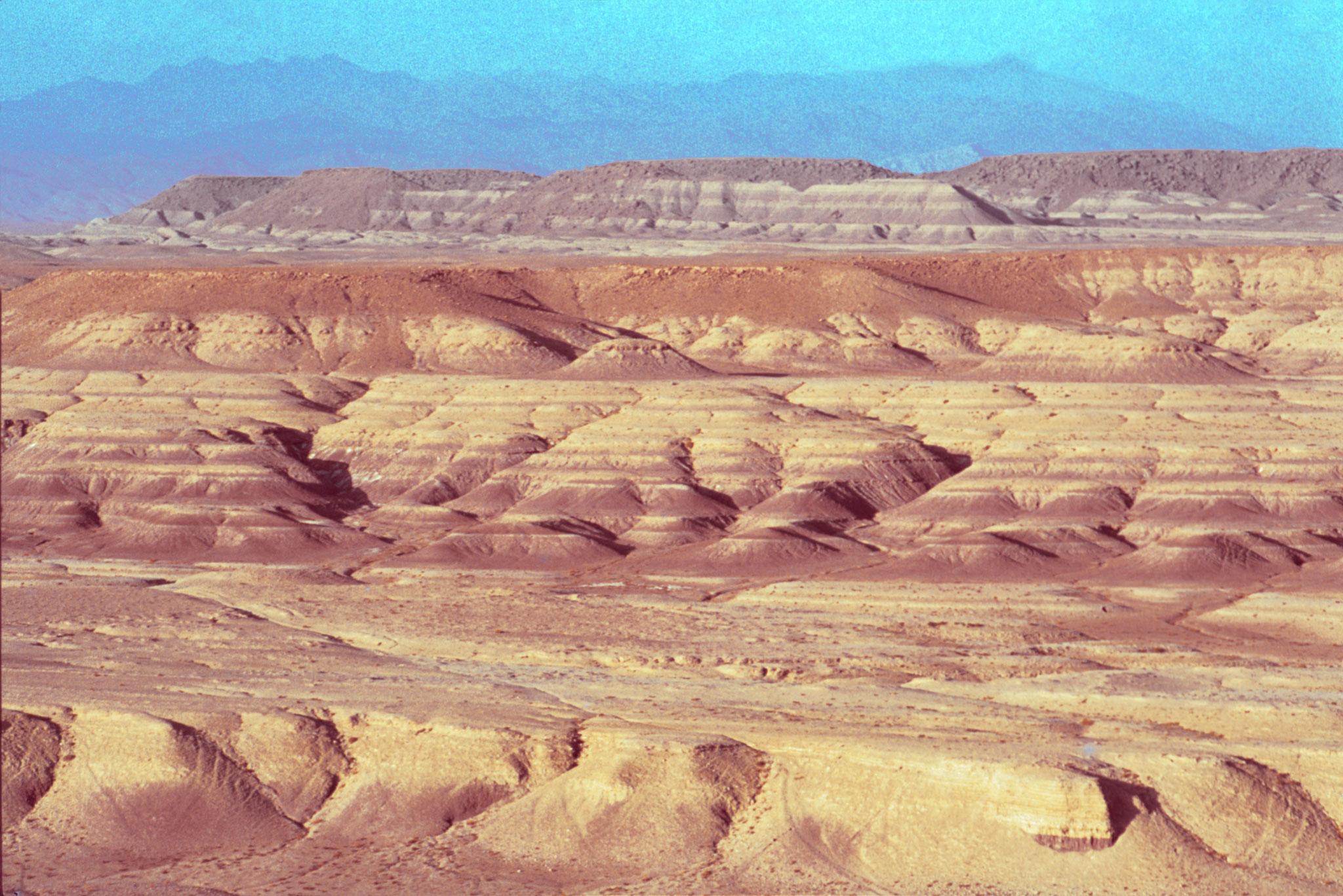 Landschaft in der Umgebung von Ait Ben Haddou