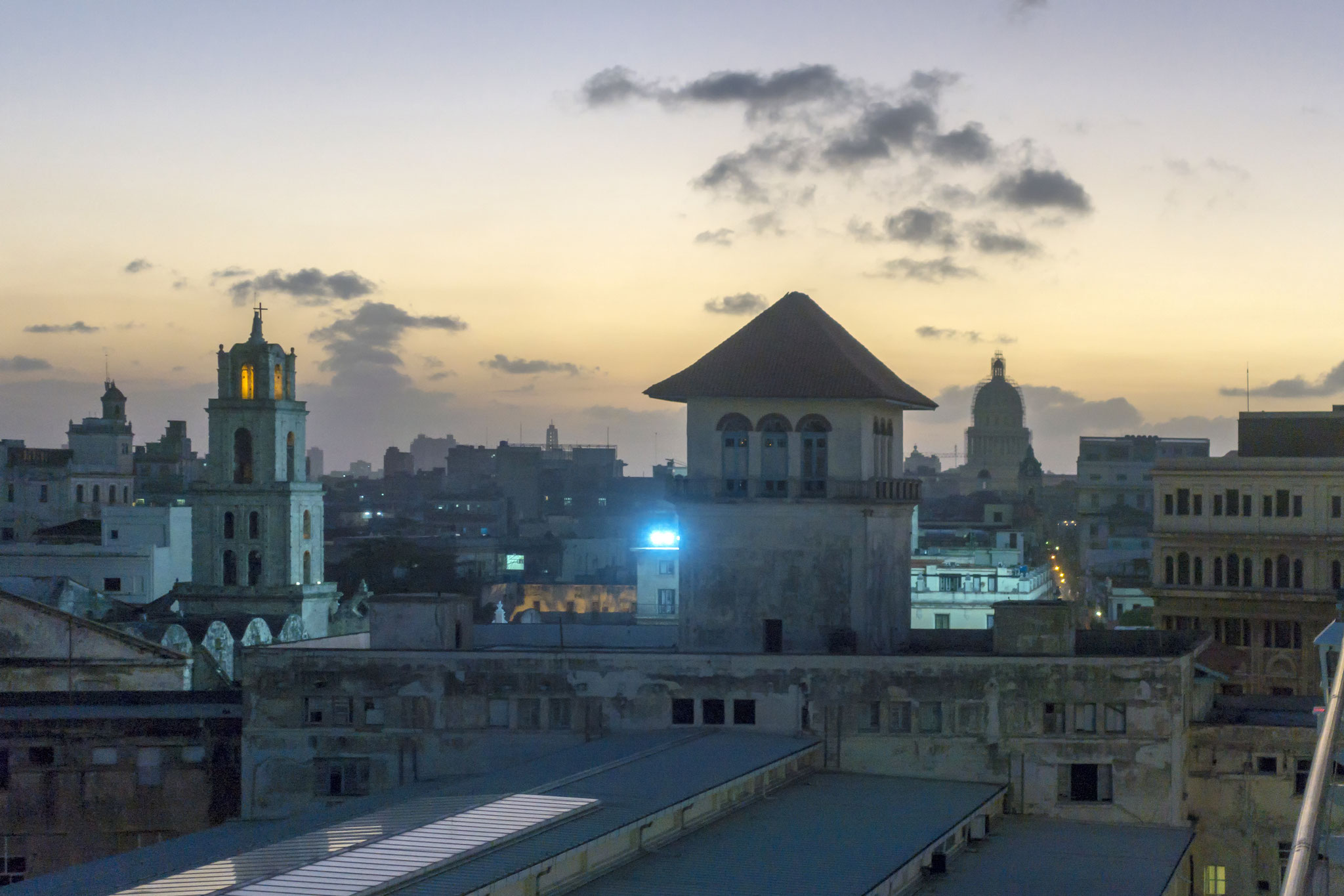 Hafengbäude Terminal de Cruceros de La Habana, Anleger für Kreuzfahrtschiffe