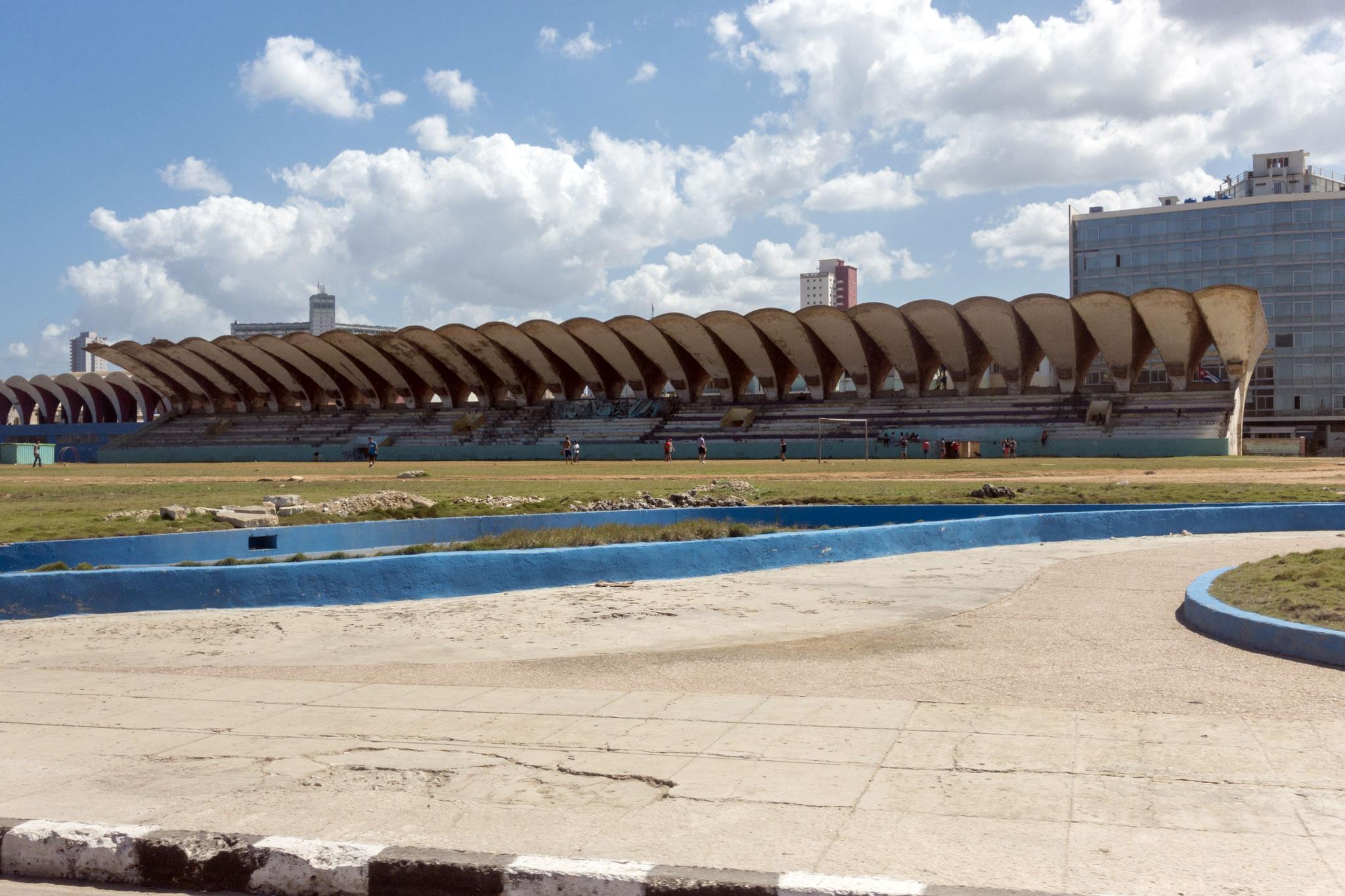 José Marti Stadium am Malecón