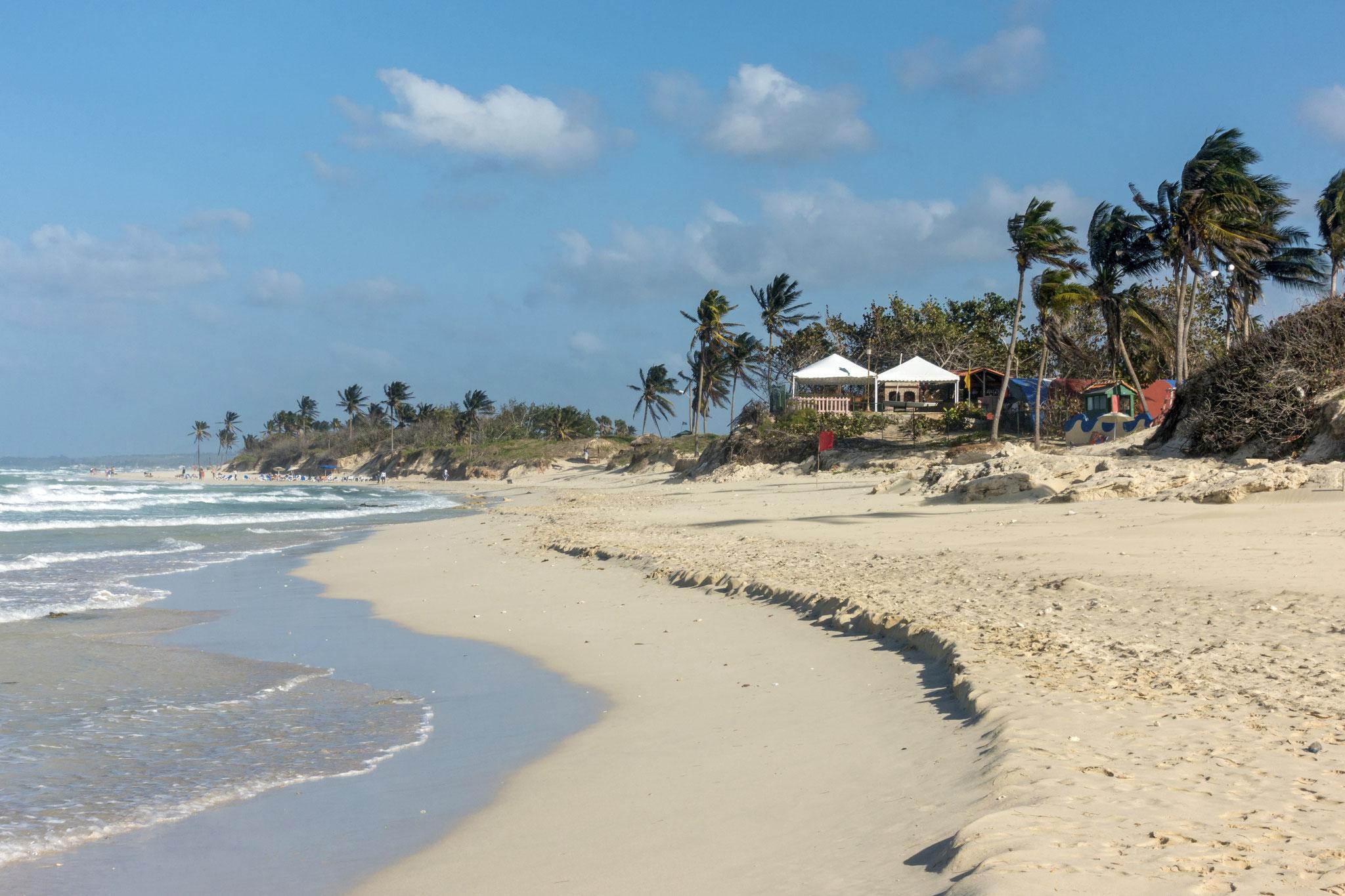 Playas del Este, wenige Kilometer von Havanna entfernt