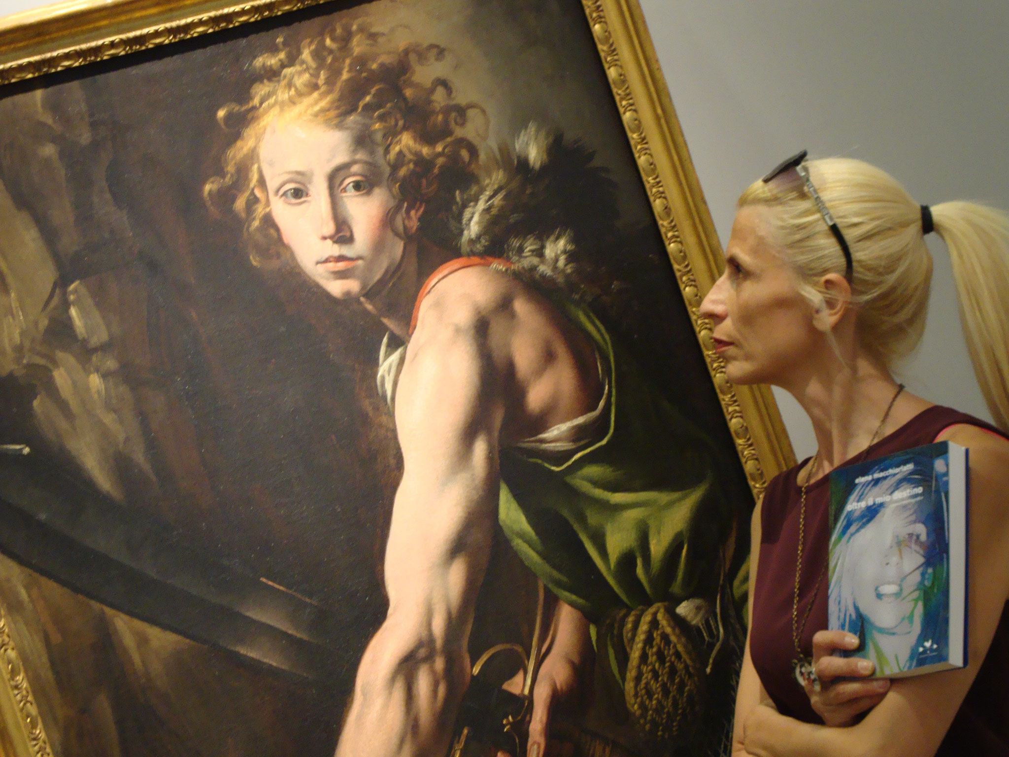 Pinacoteca Varallo, Tanzio, thaks to Marta Coloberti
