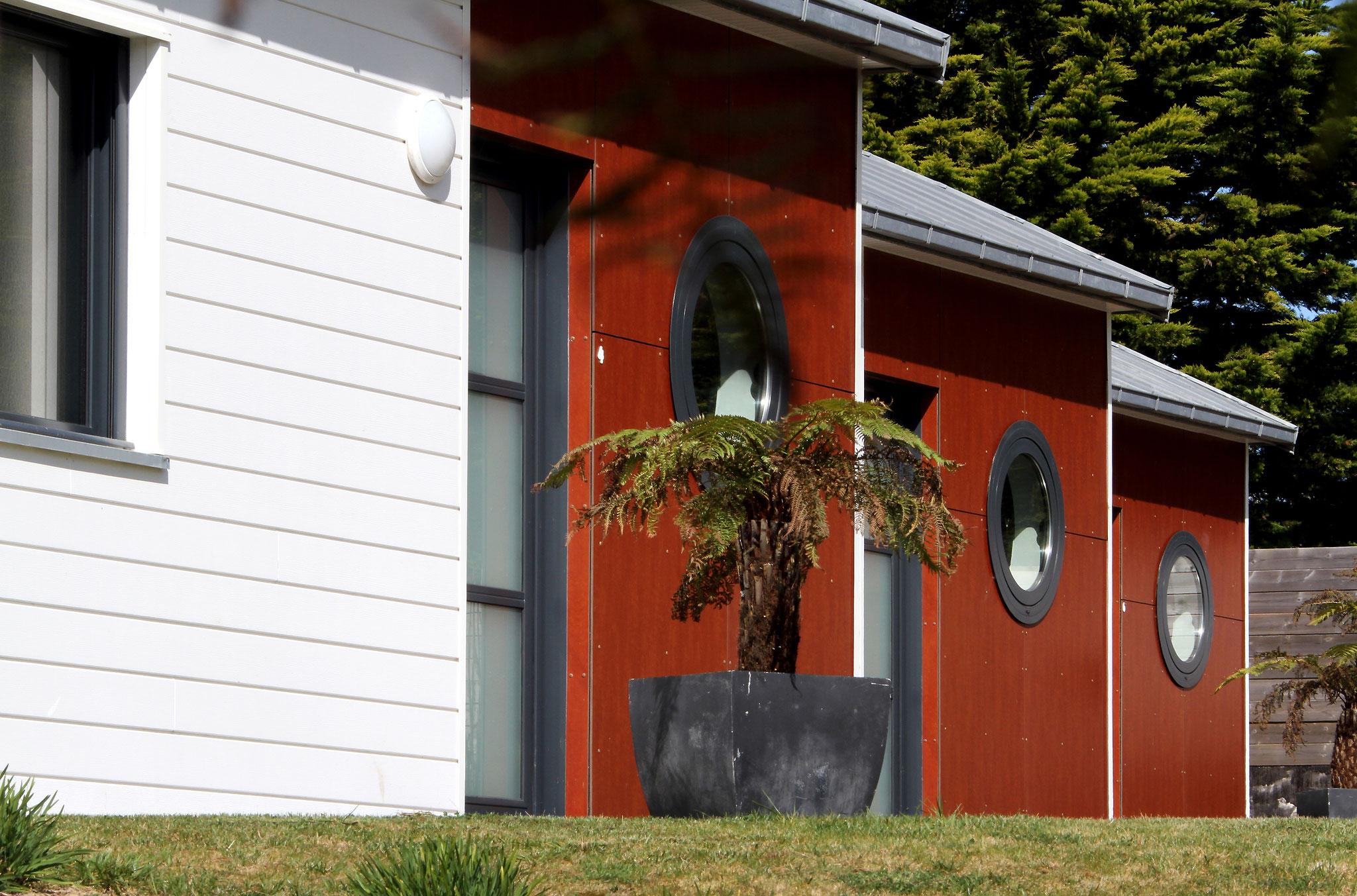 Bienvenue dans les villas Blue Idea
