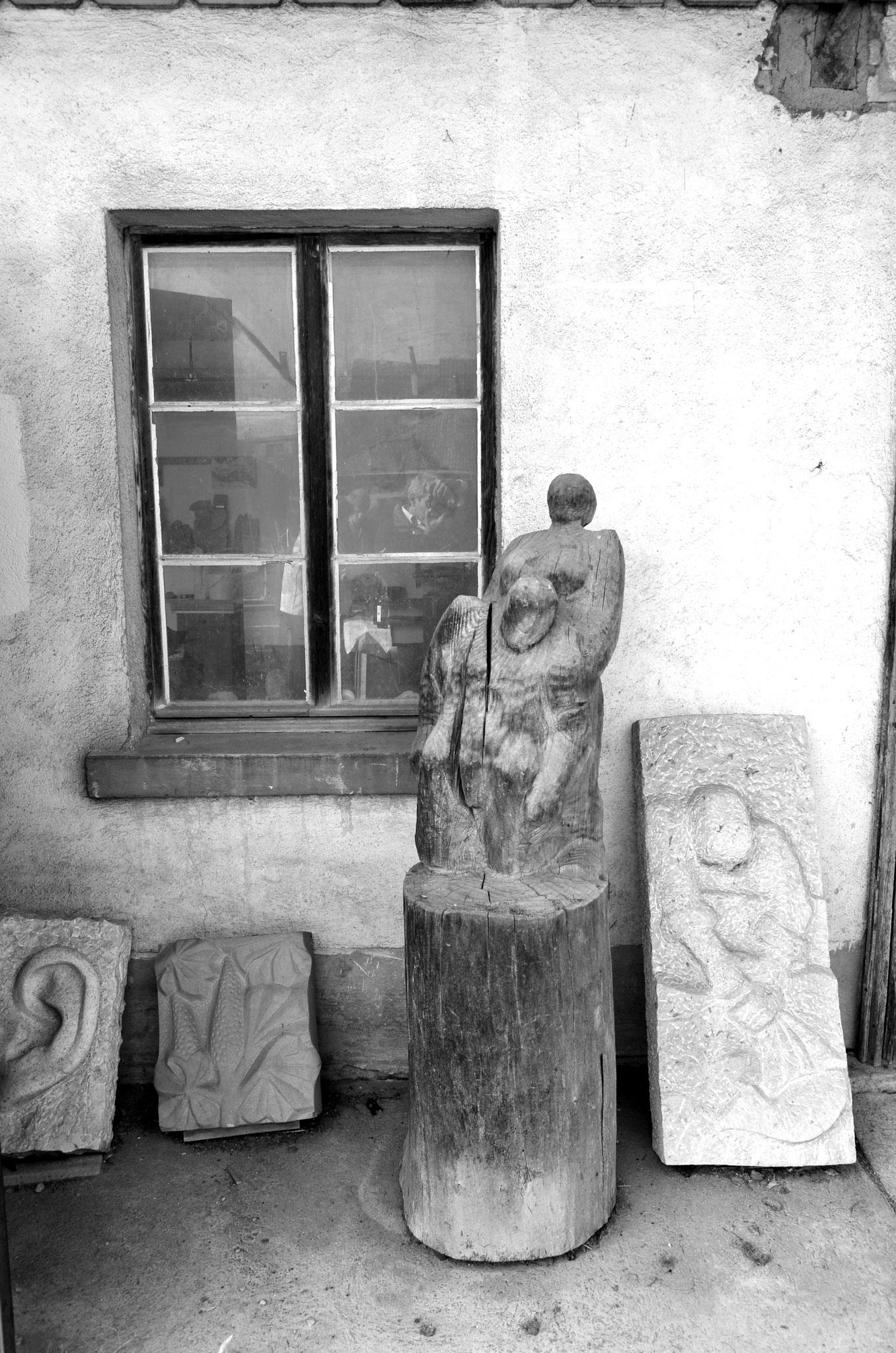 Werkstatt Bildhauerei Wiedemer
