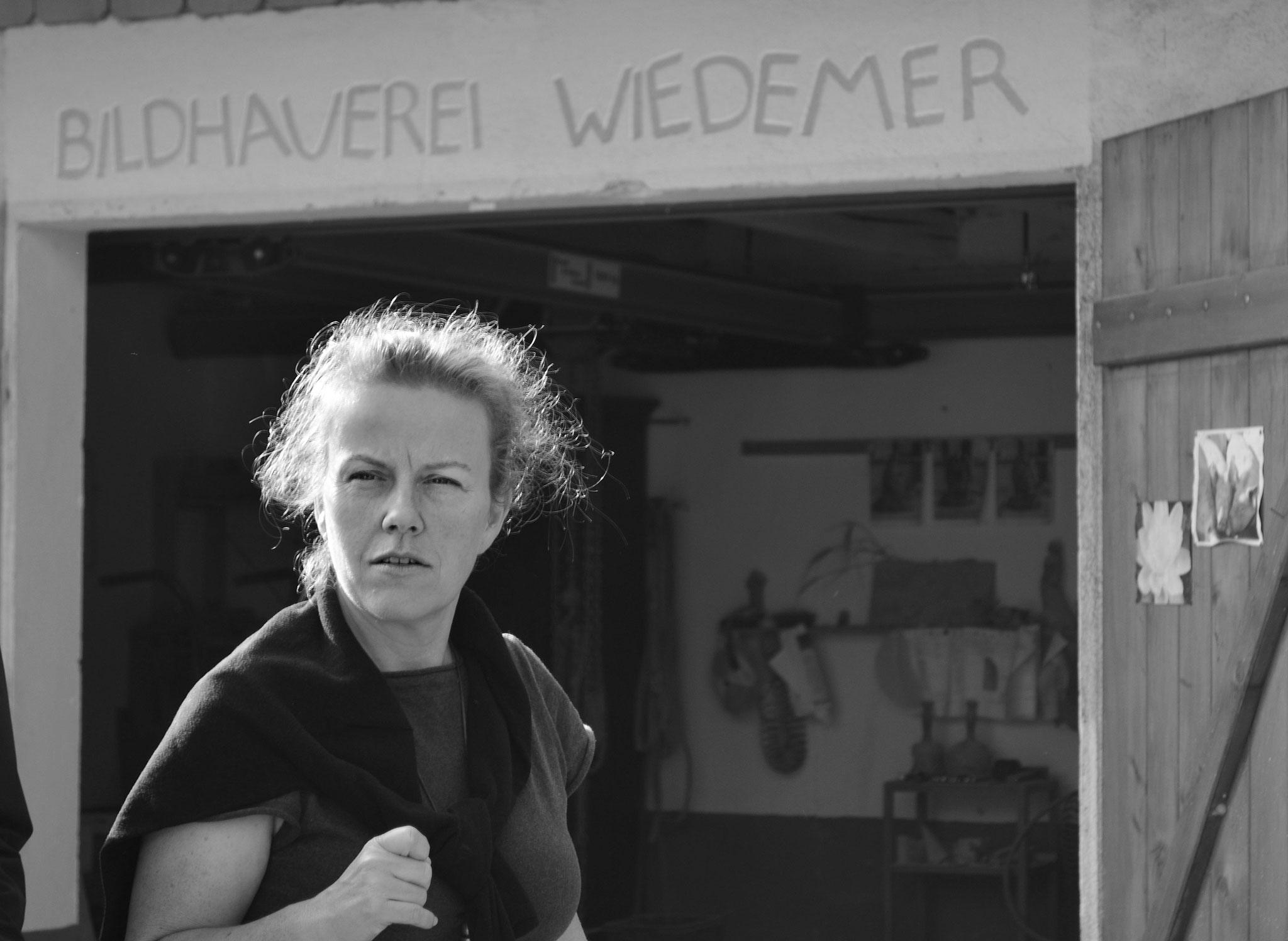 Ursula Wiedemer   -  Bildhauerei Wiedemer Basadingen