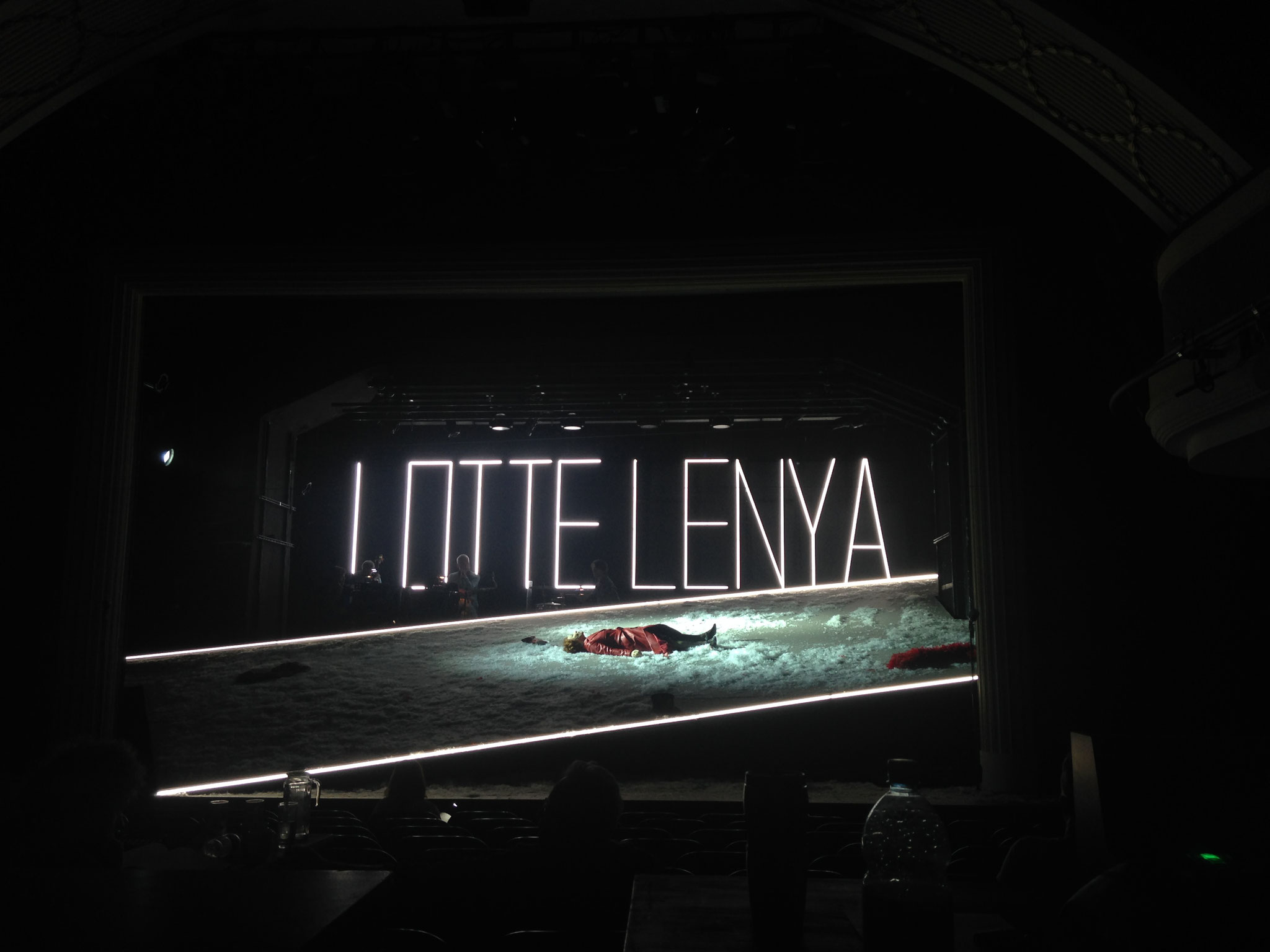 Lotte Lenya, Theater in der Josefstadt, 2017