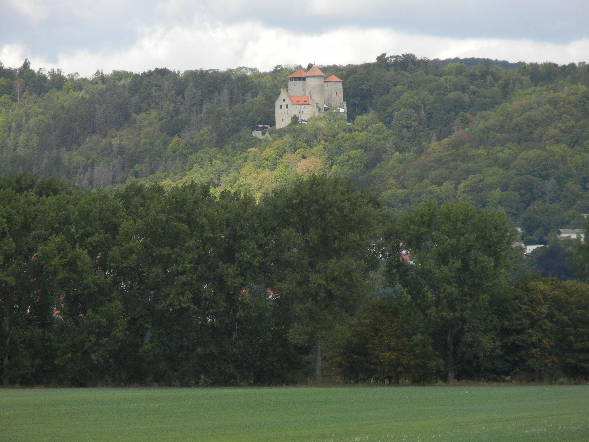 Burg Normannstein über Treffurt