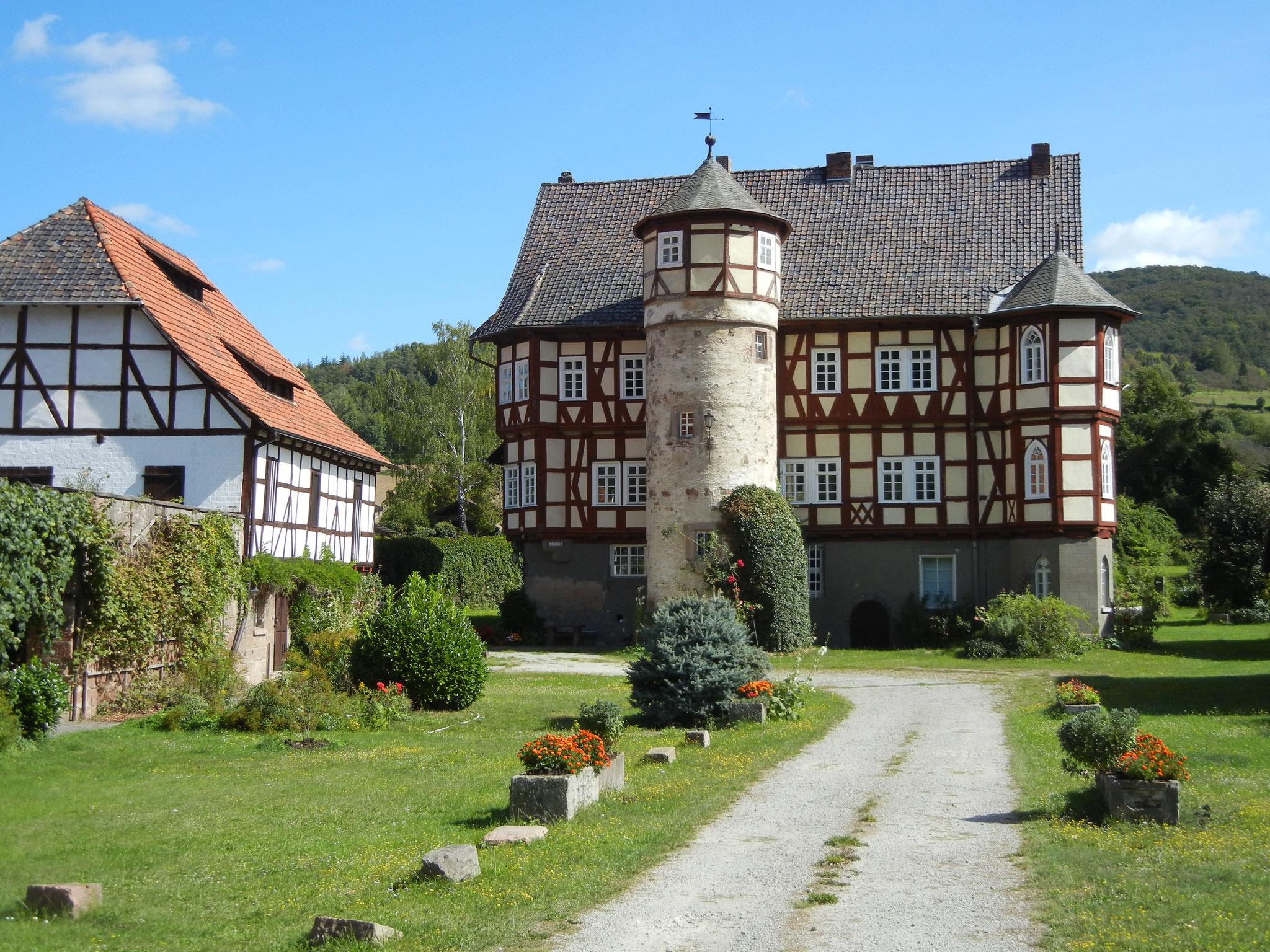 Rittergut Werleshausen