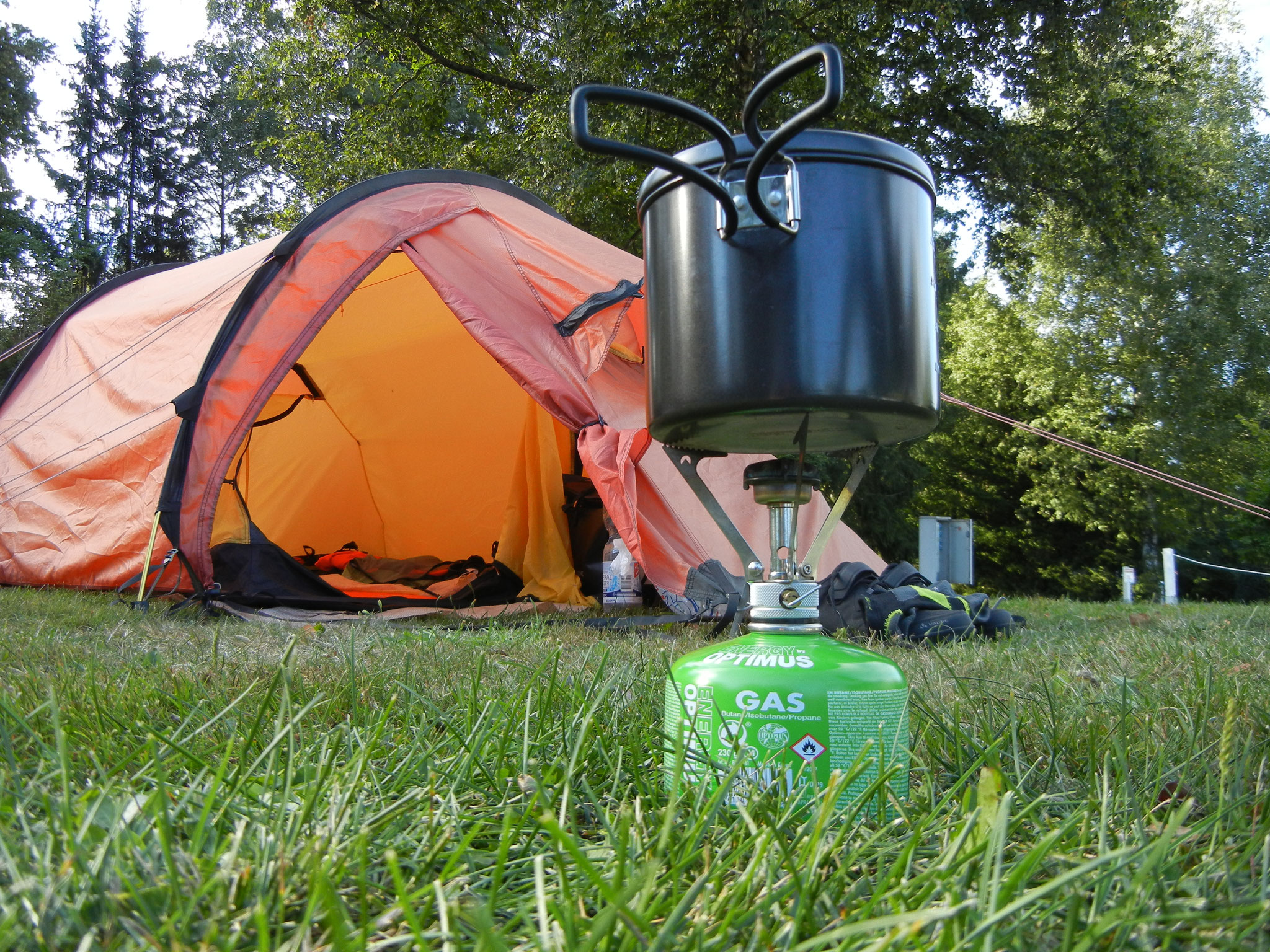 Camping in Hünfeld