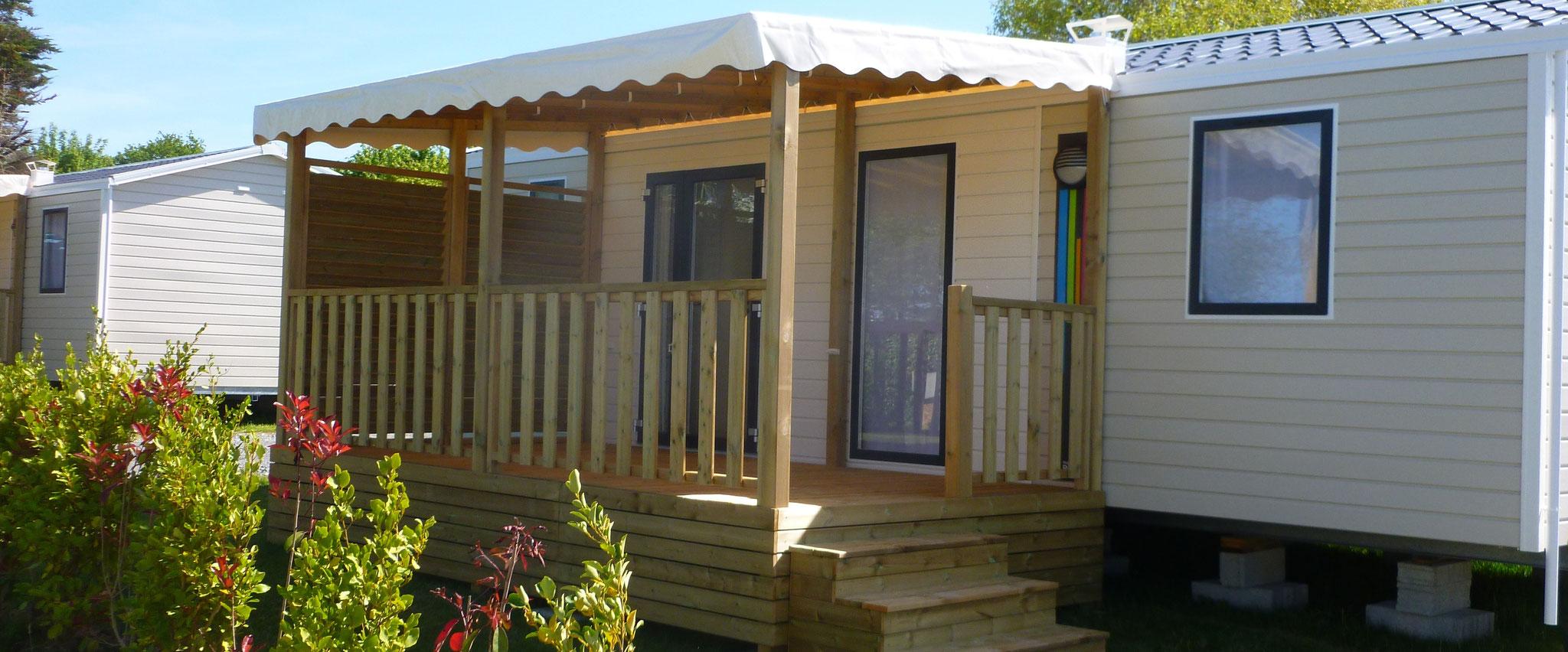 Création de terrasse couverte