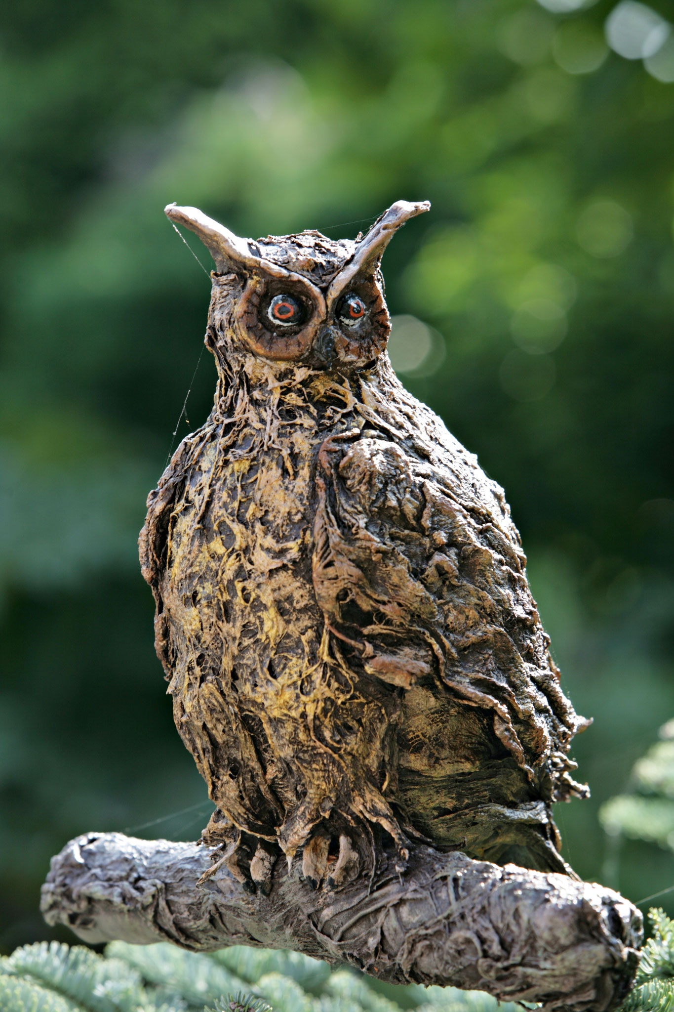 Big Brown Owl