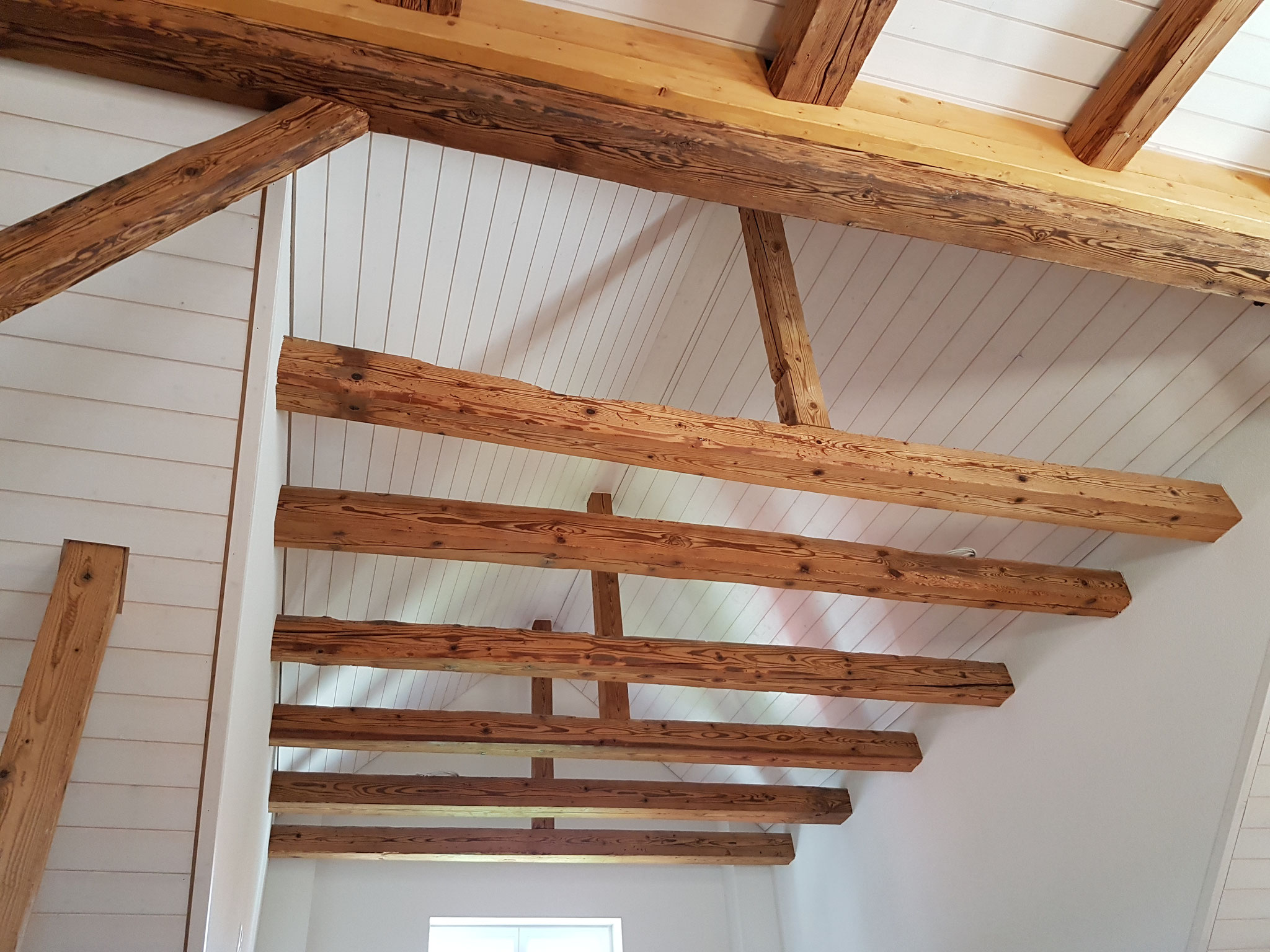 Umbau Sanierung Stutz Holzbau Ag