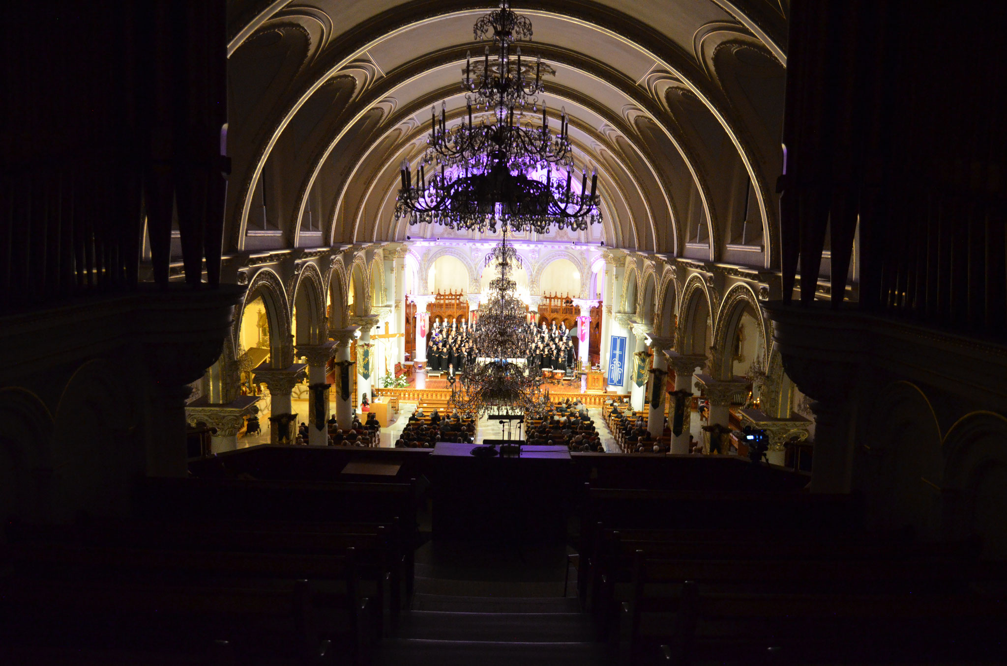 Et Les Chanteurs Ayant La Plus Grande Tessiture Vocale: Harmonie Vocale De Saint-Hyacinthe