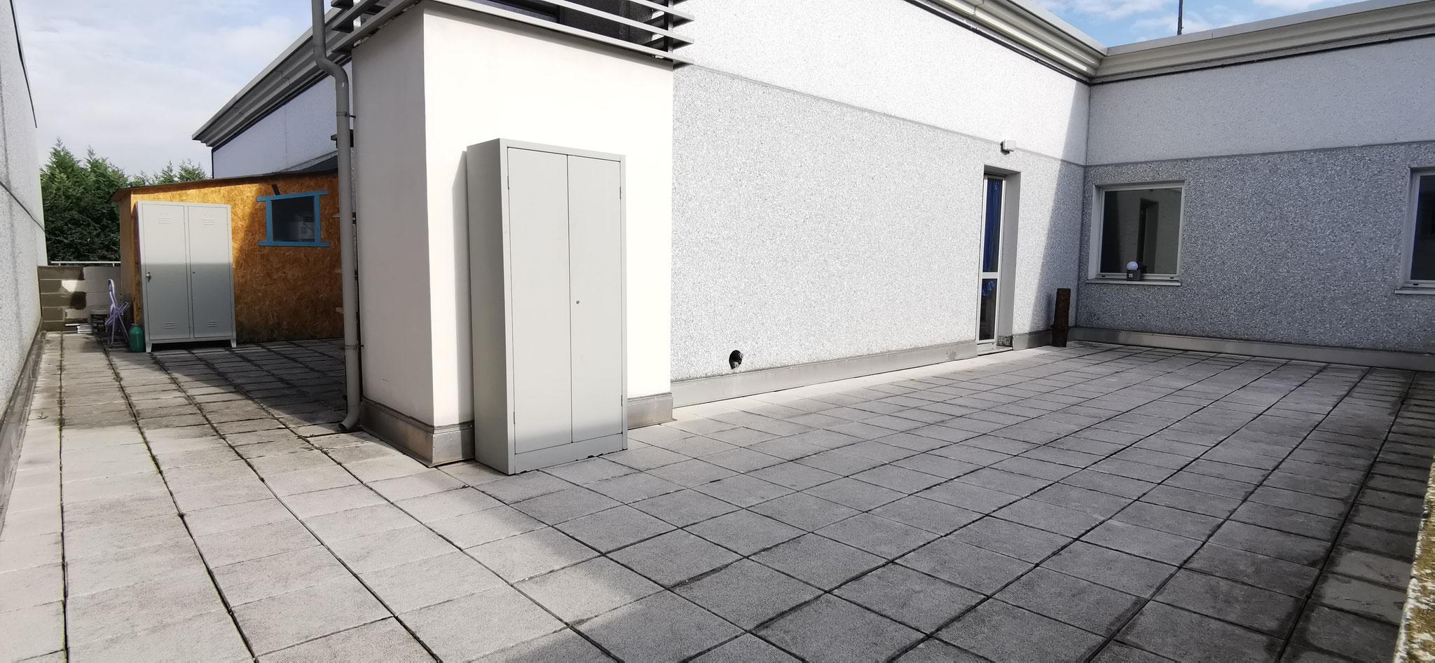 Entrambe le terrazze