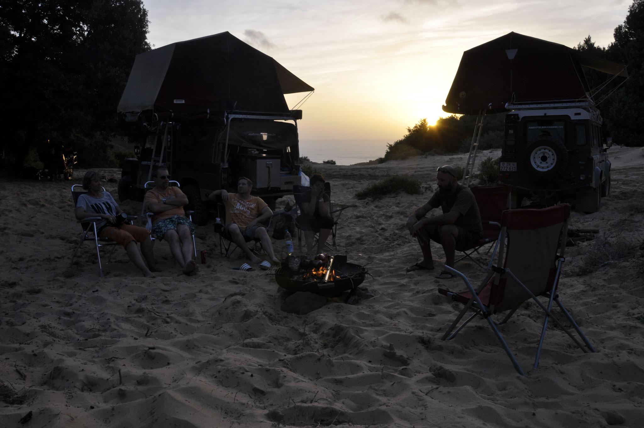 Dünen- Camp
