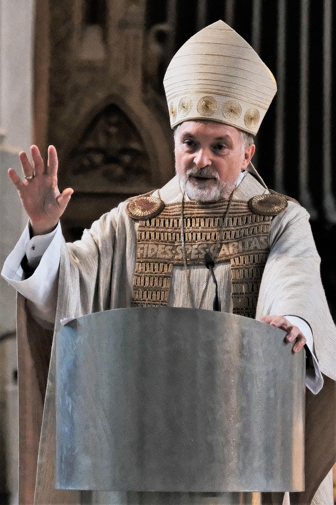 Bischof Gregor Maria Hanke OSB