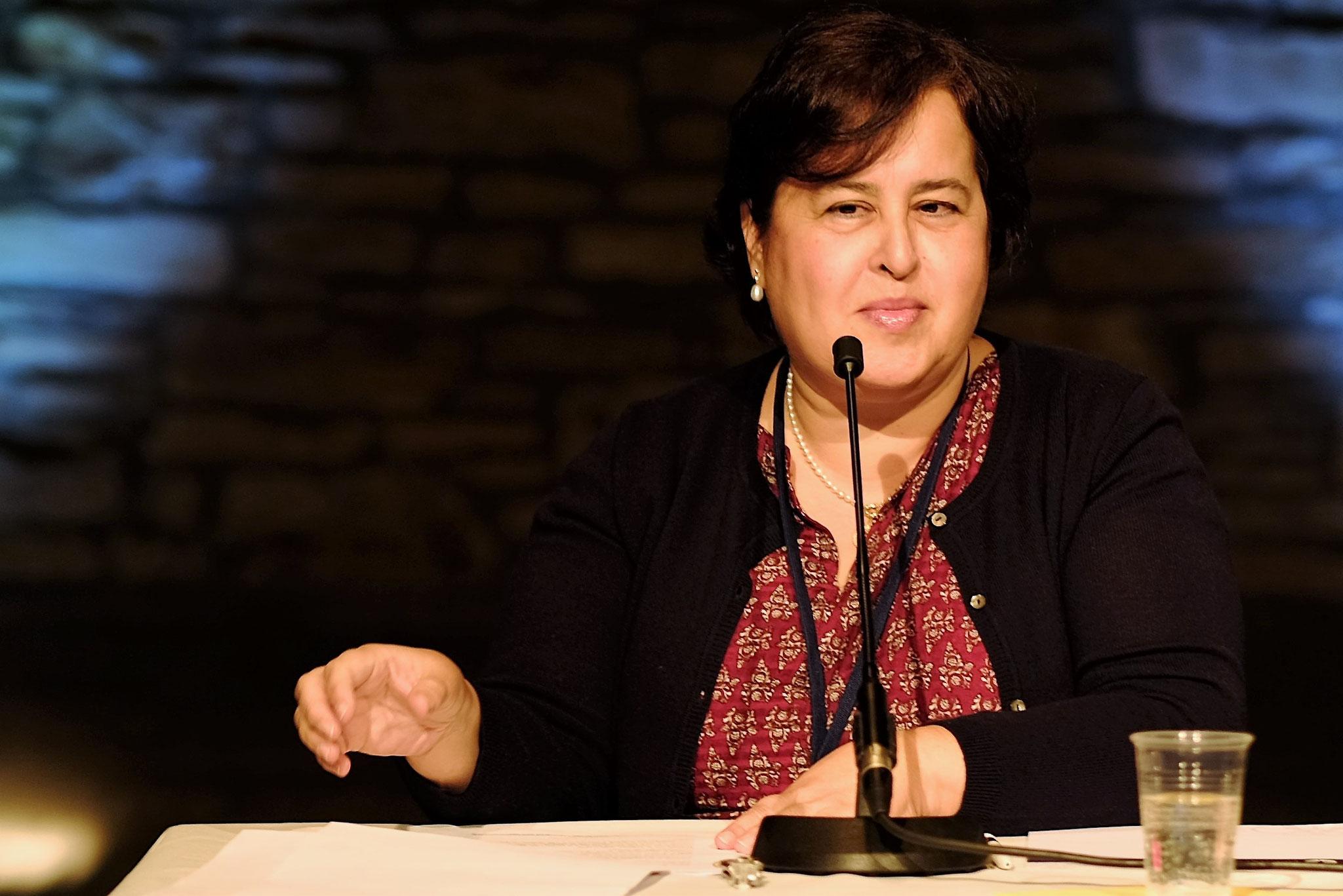 Dr. Teresa Suárez del Villar