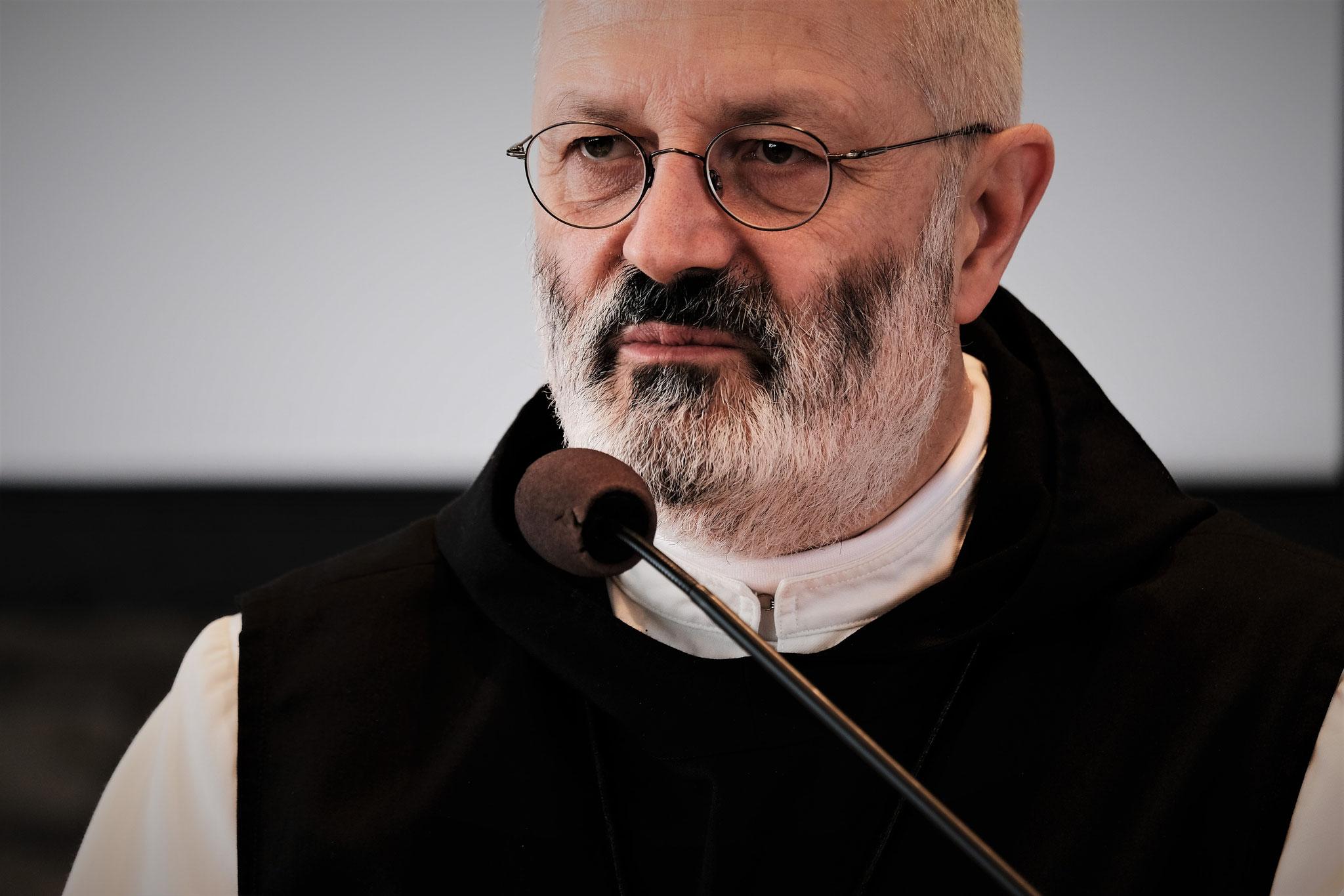 Mauro-Giuseppe Lepori OCist