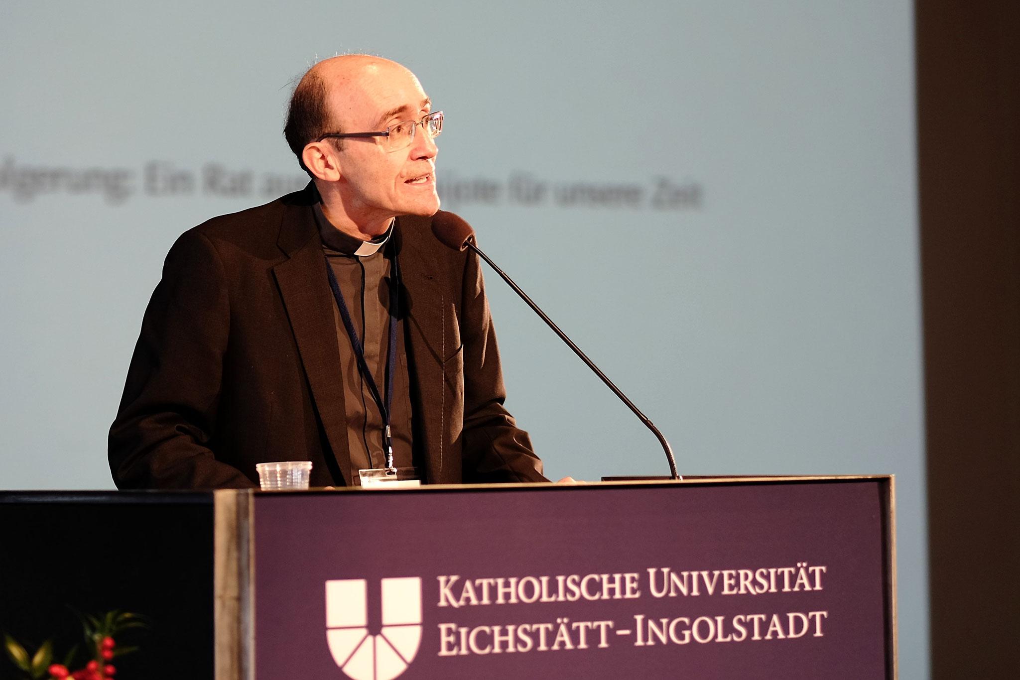 Prof. Javier Prades