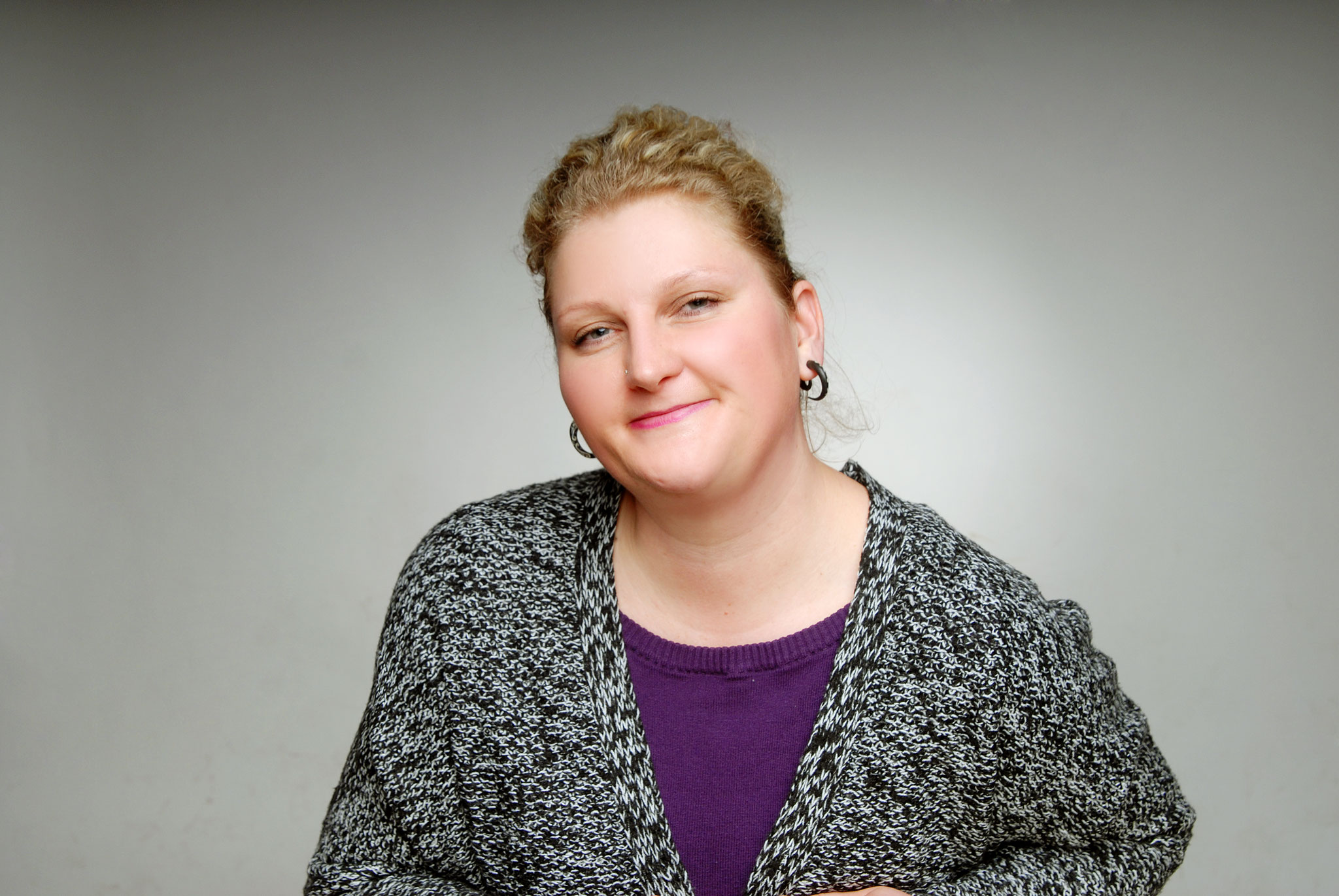 Gesundheits- und Kinderkrankenpflegerin Ines Mathy