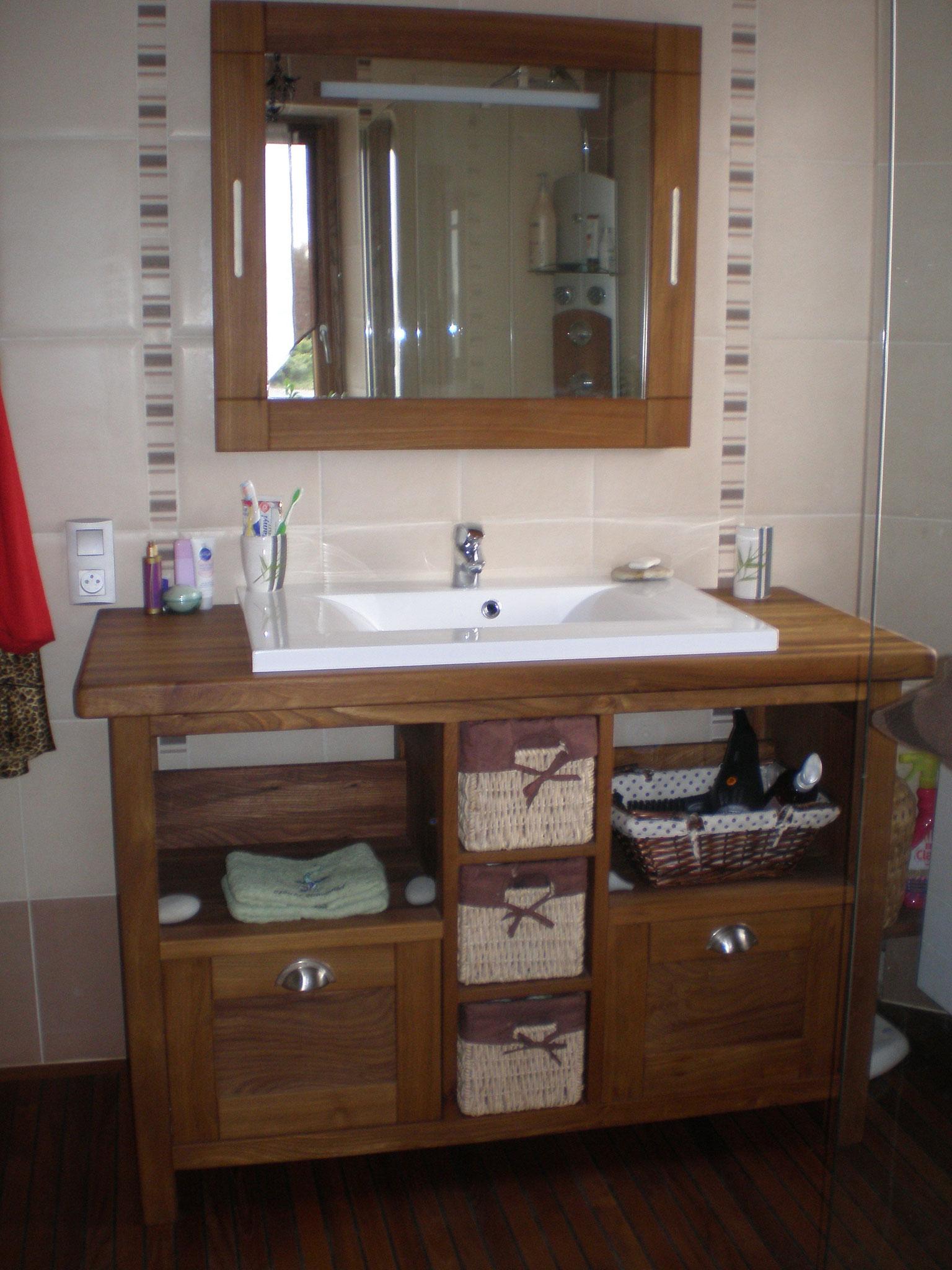 Salle de bain orme