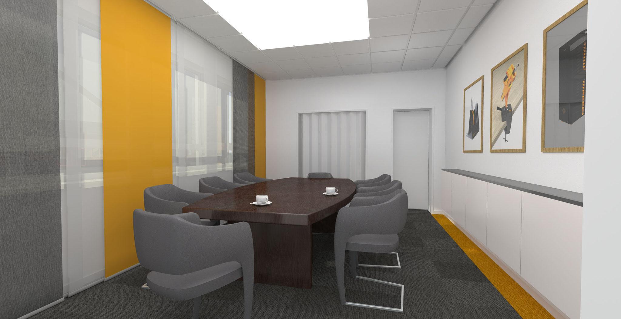 Gestaltung eines Besprechungsraums in Remscheid