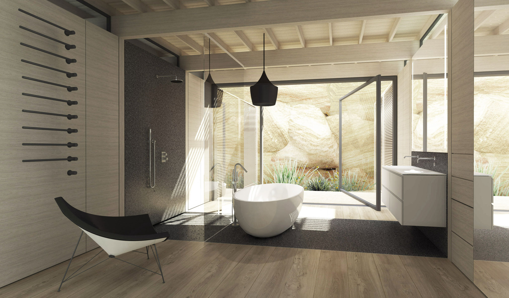 Planung eines Bades auf Mallorca
