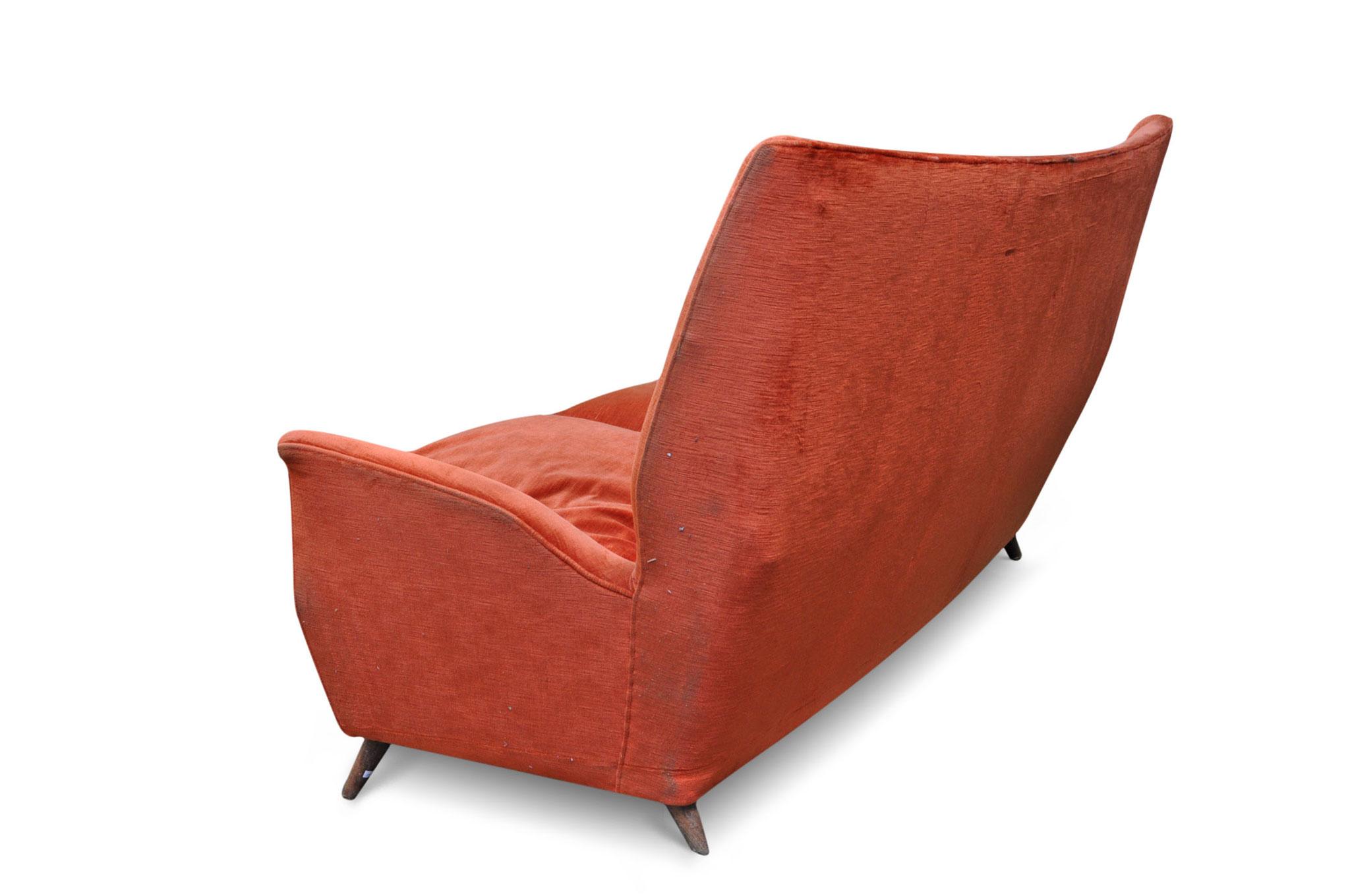 vintage sofa Gio Ponti