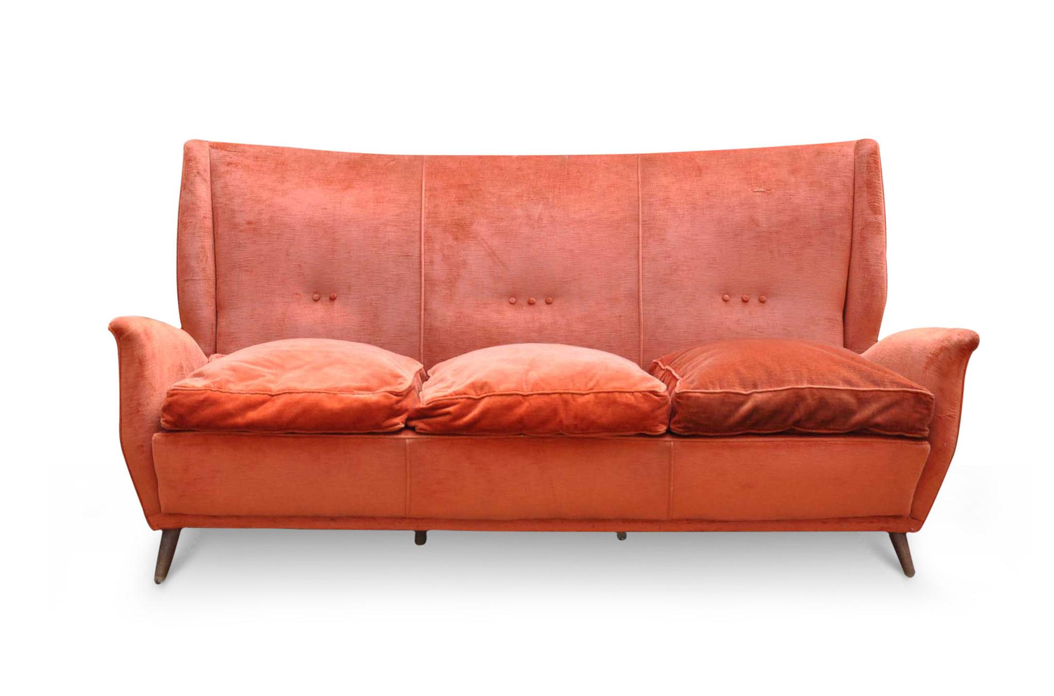 divano vintage Gio Ponti