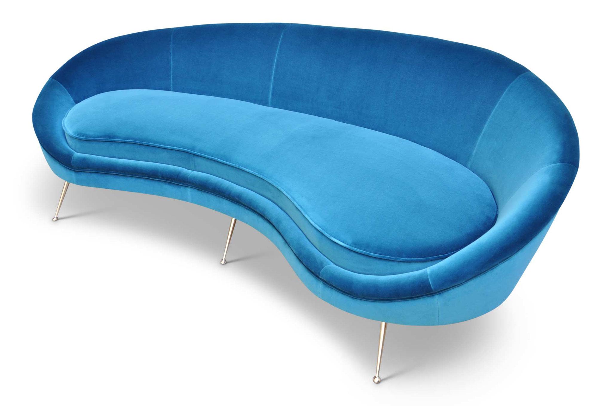 Ico Parisi comma sofa