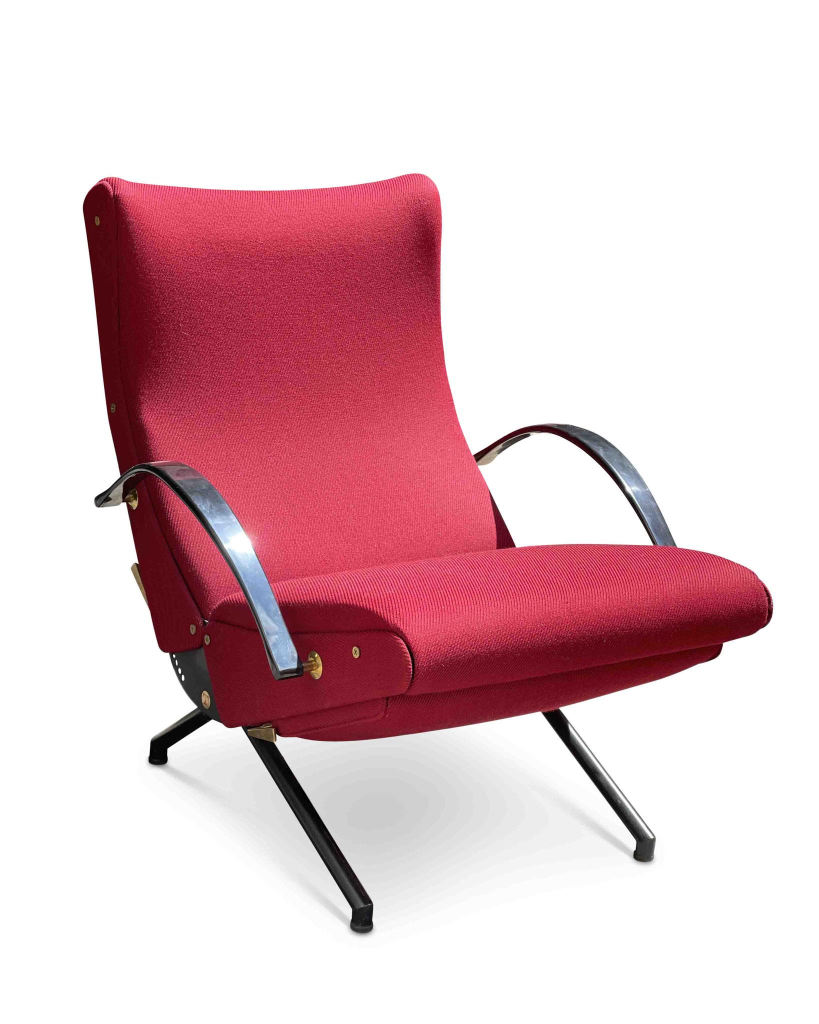 P40 Osvaldo Borsani Tecno chairs